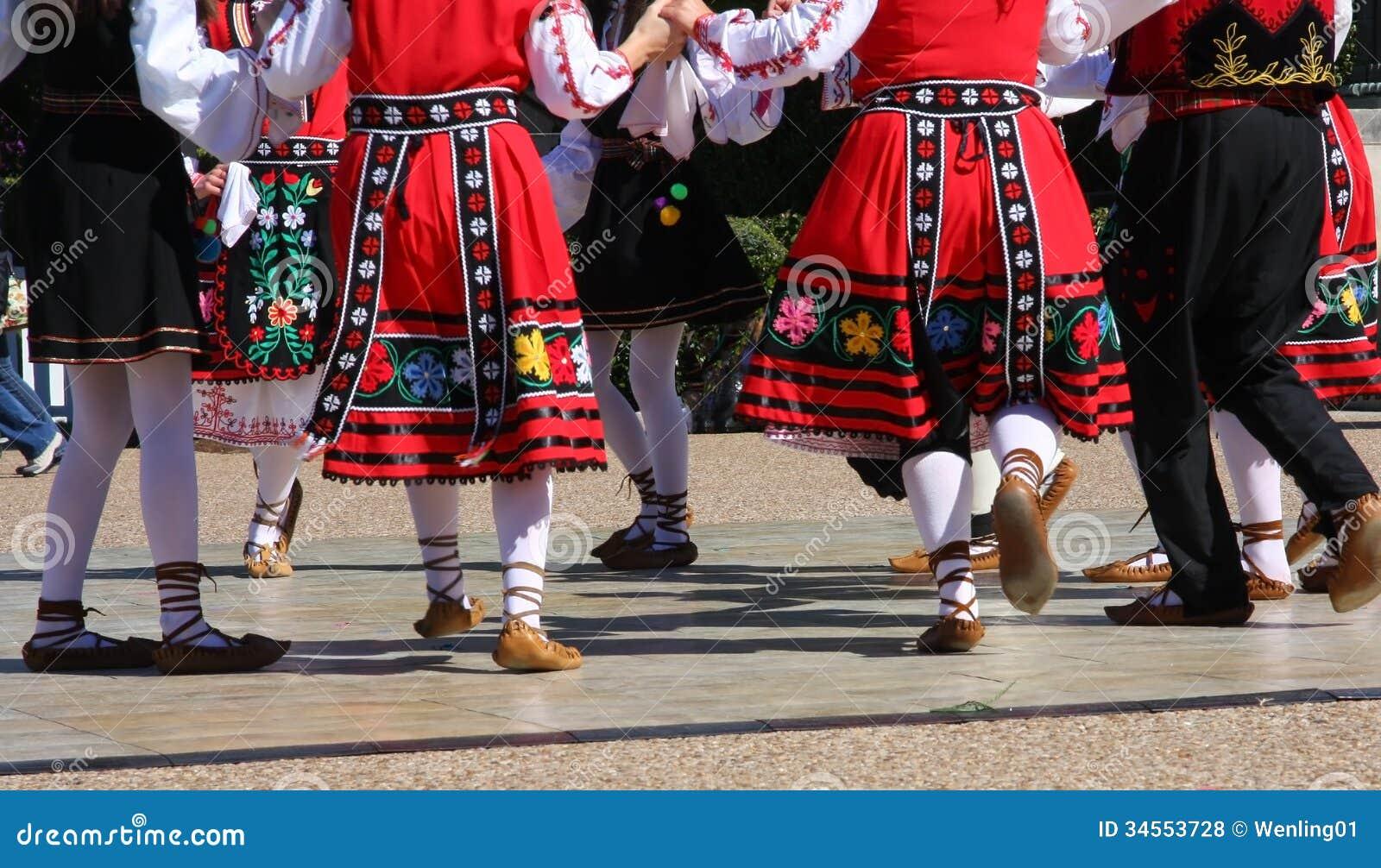 Dança popular em Texas