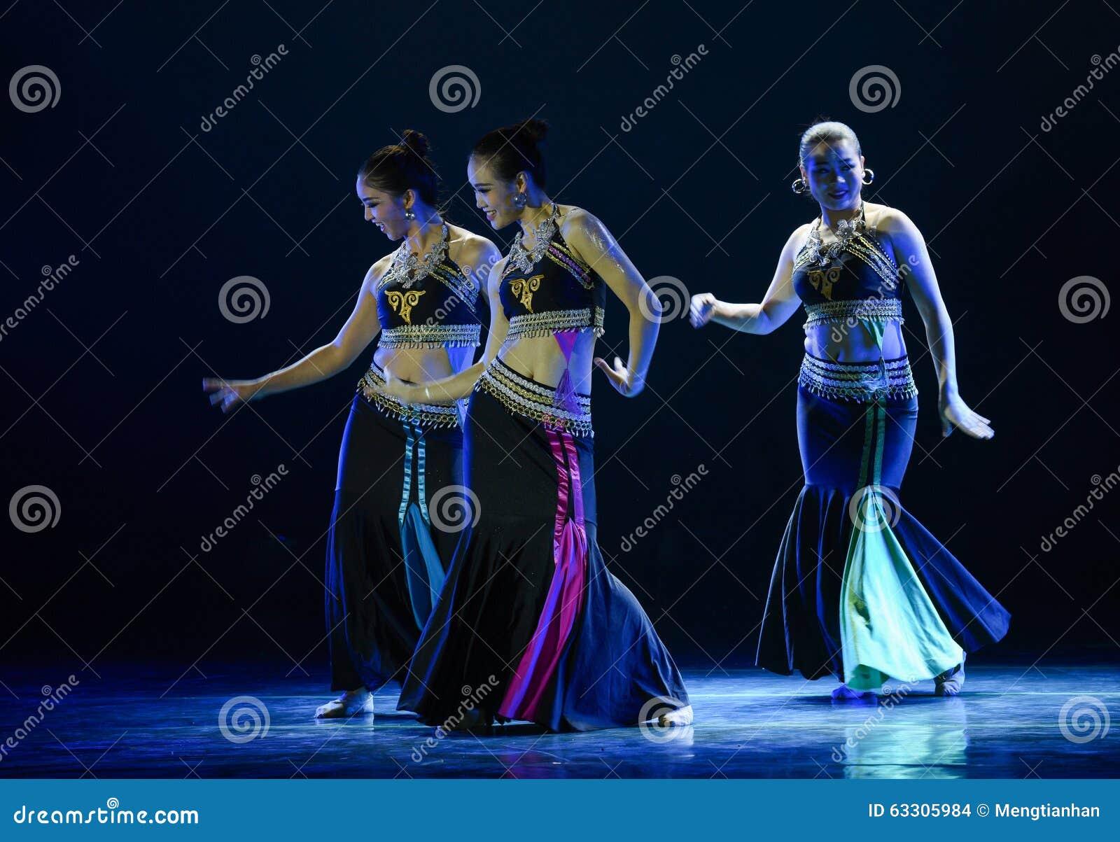 Dança popular nacional do copiador- de Awa
