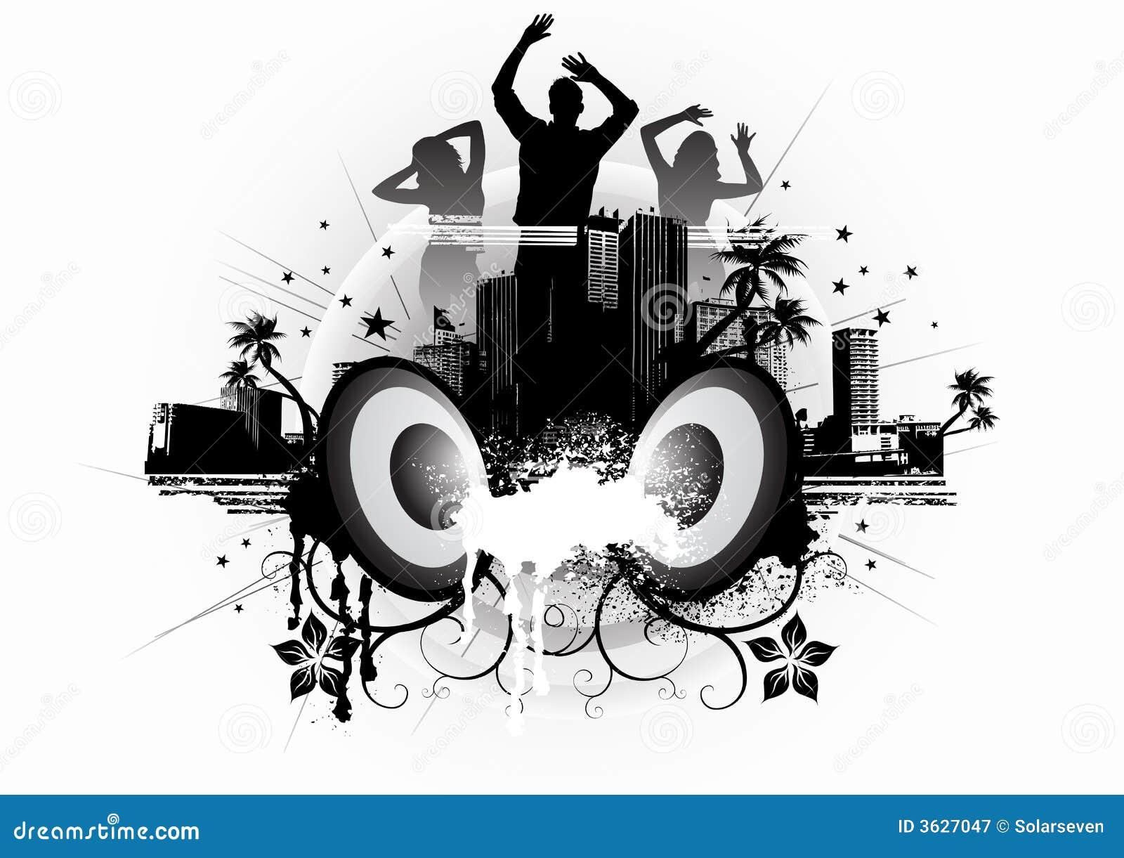 Dança urbana do vapor