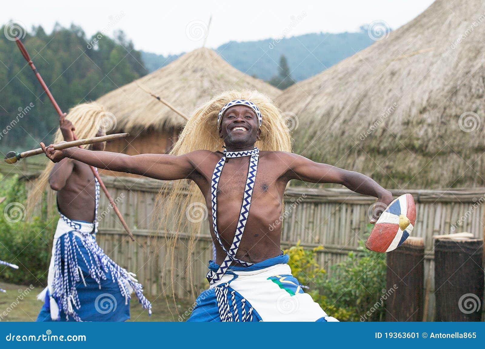 Dançarino de Intore
