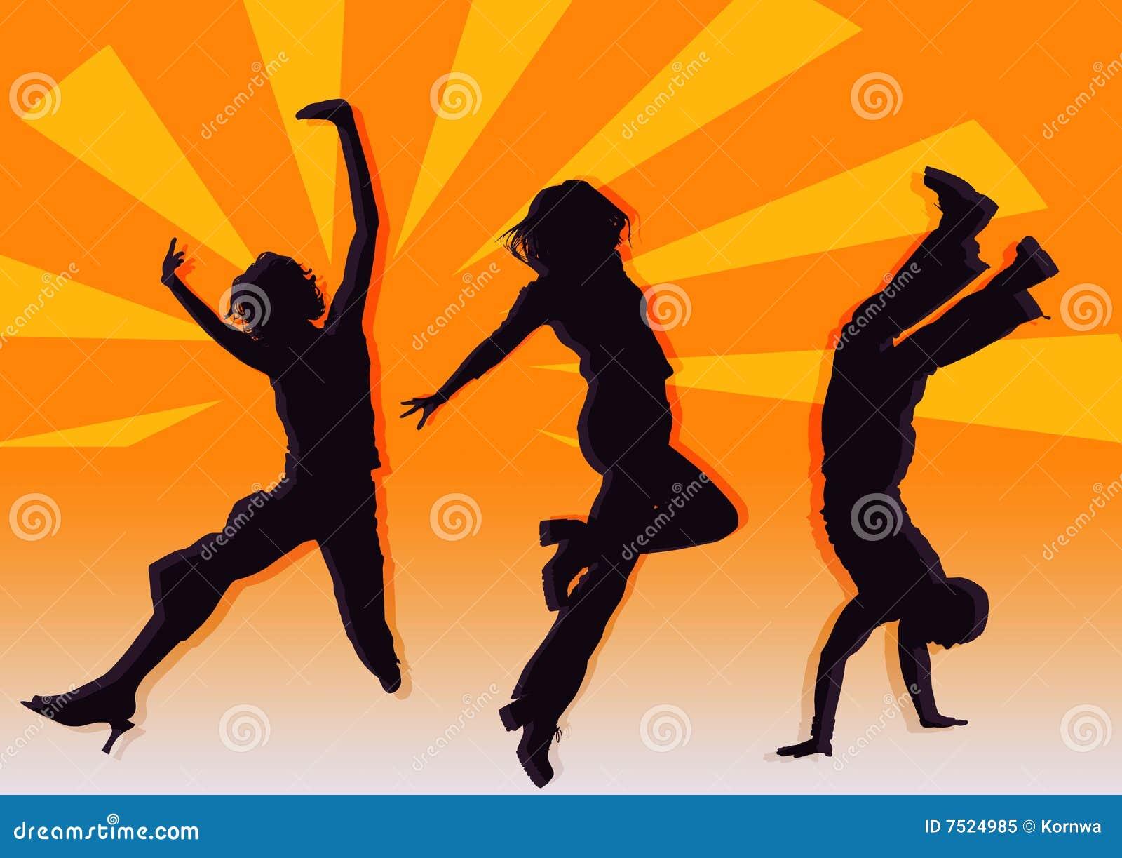 Dançarinos do partido