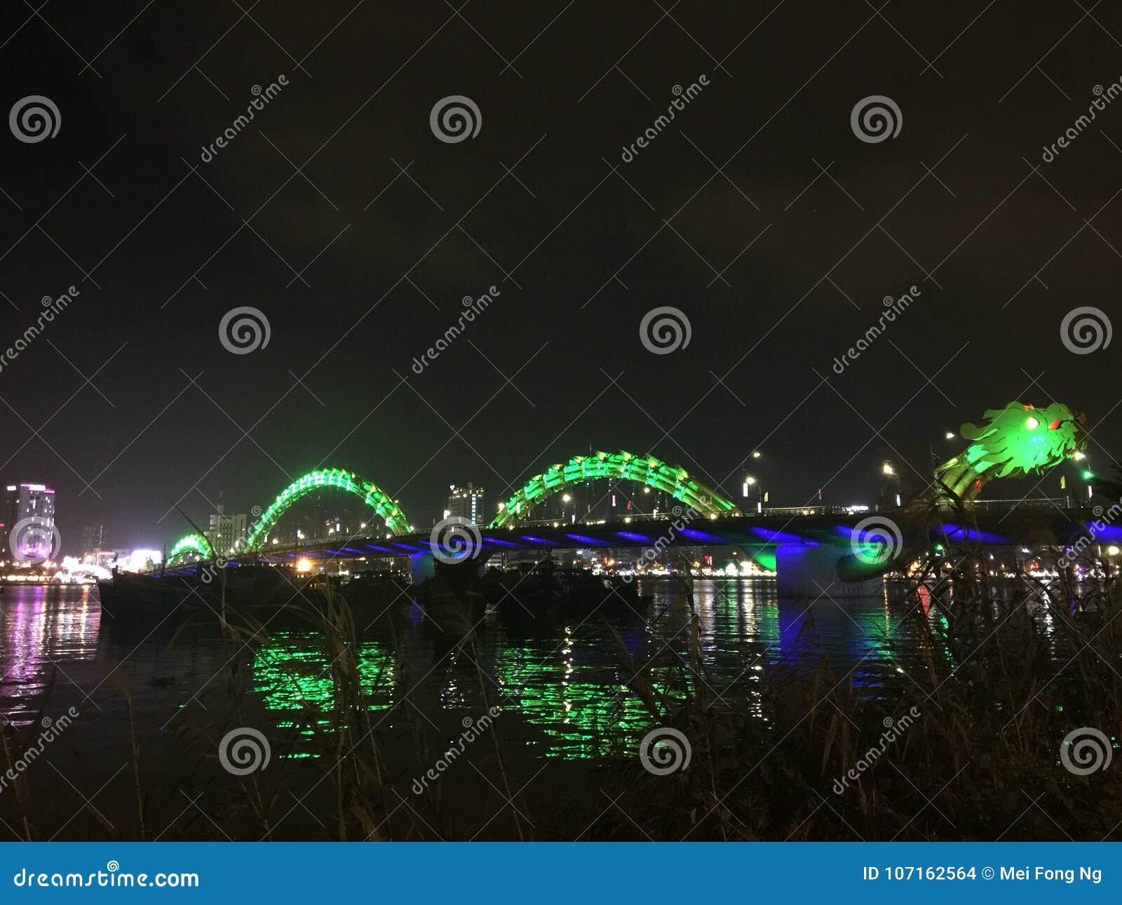 Danang Dragon Bridge