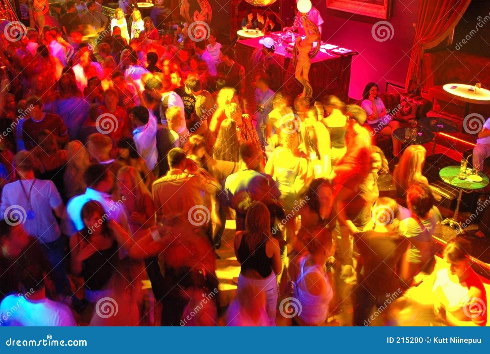 Dance hall 2