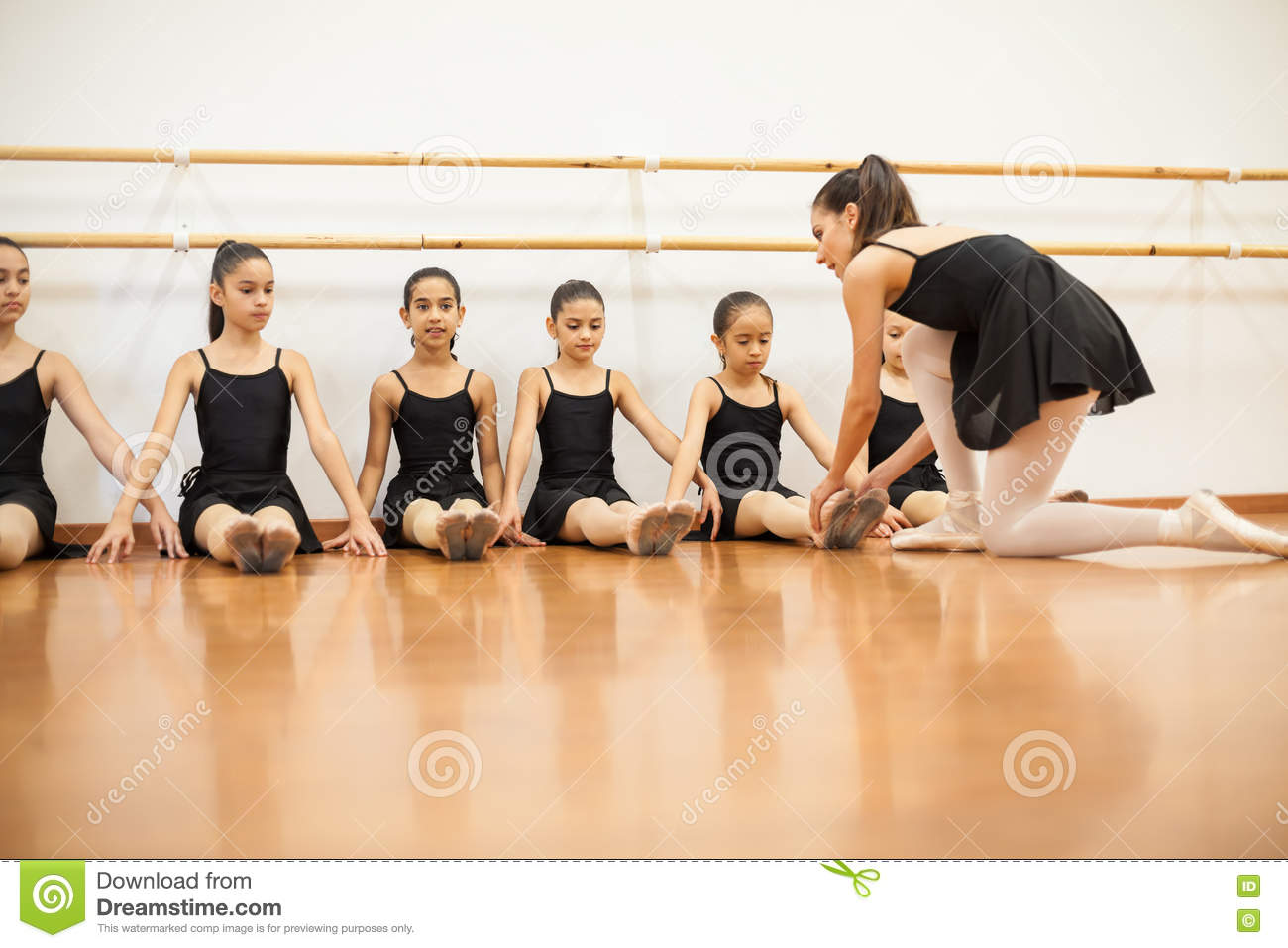 how to become a dance instructor for children
