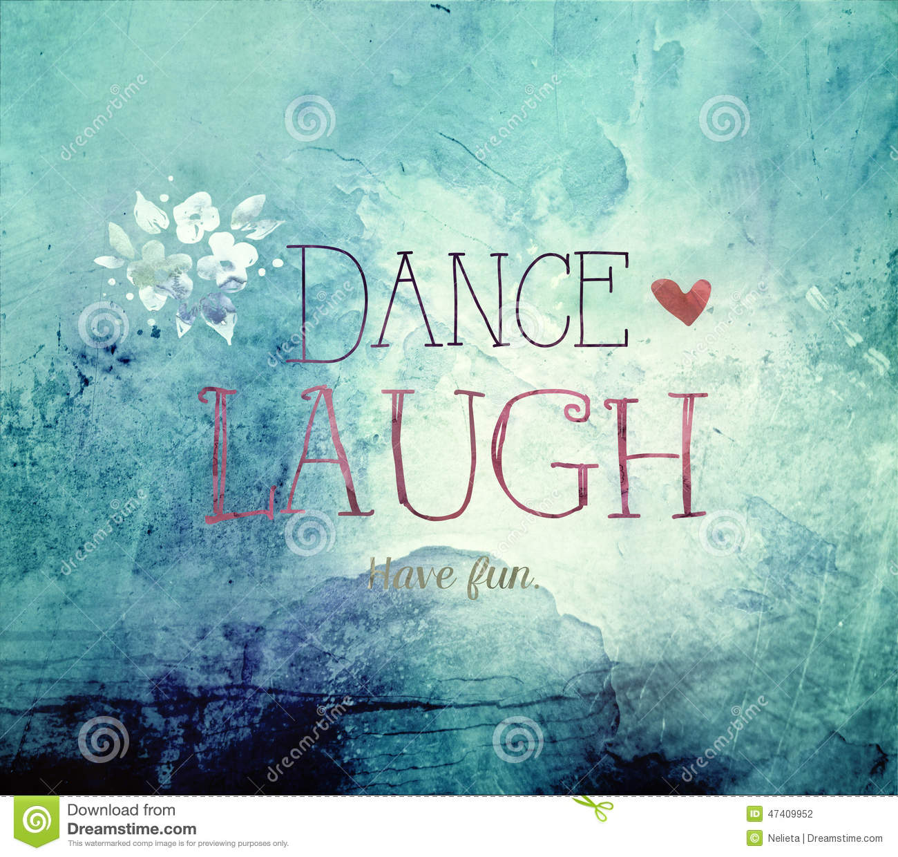 Quotes About Dance And Life Dance Laugh Life Quote Stock Illustrationimage Of Lifestyles