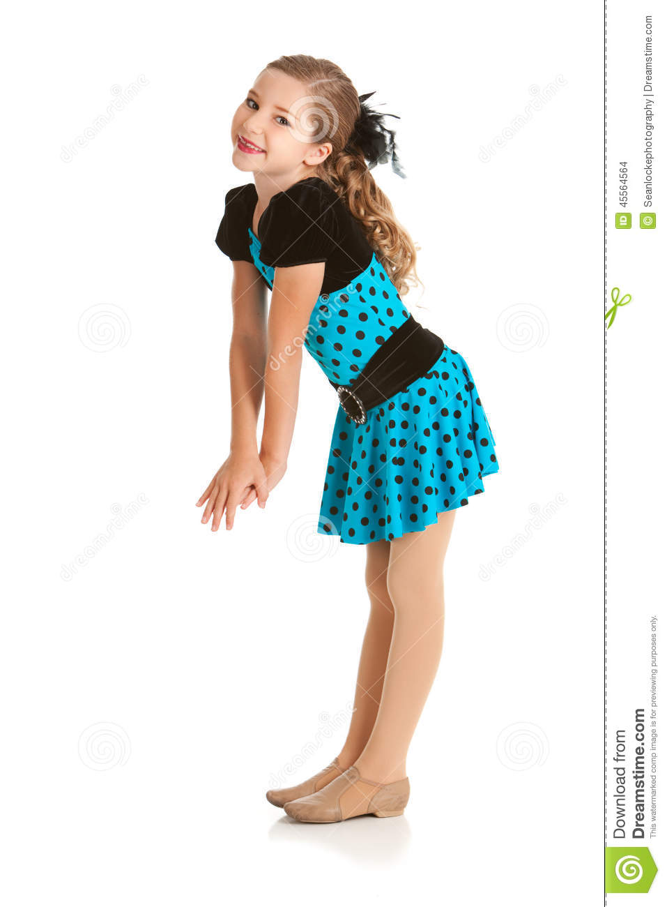 Cute Little Girl Clothes And Shoes