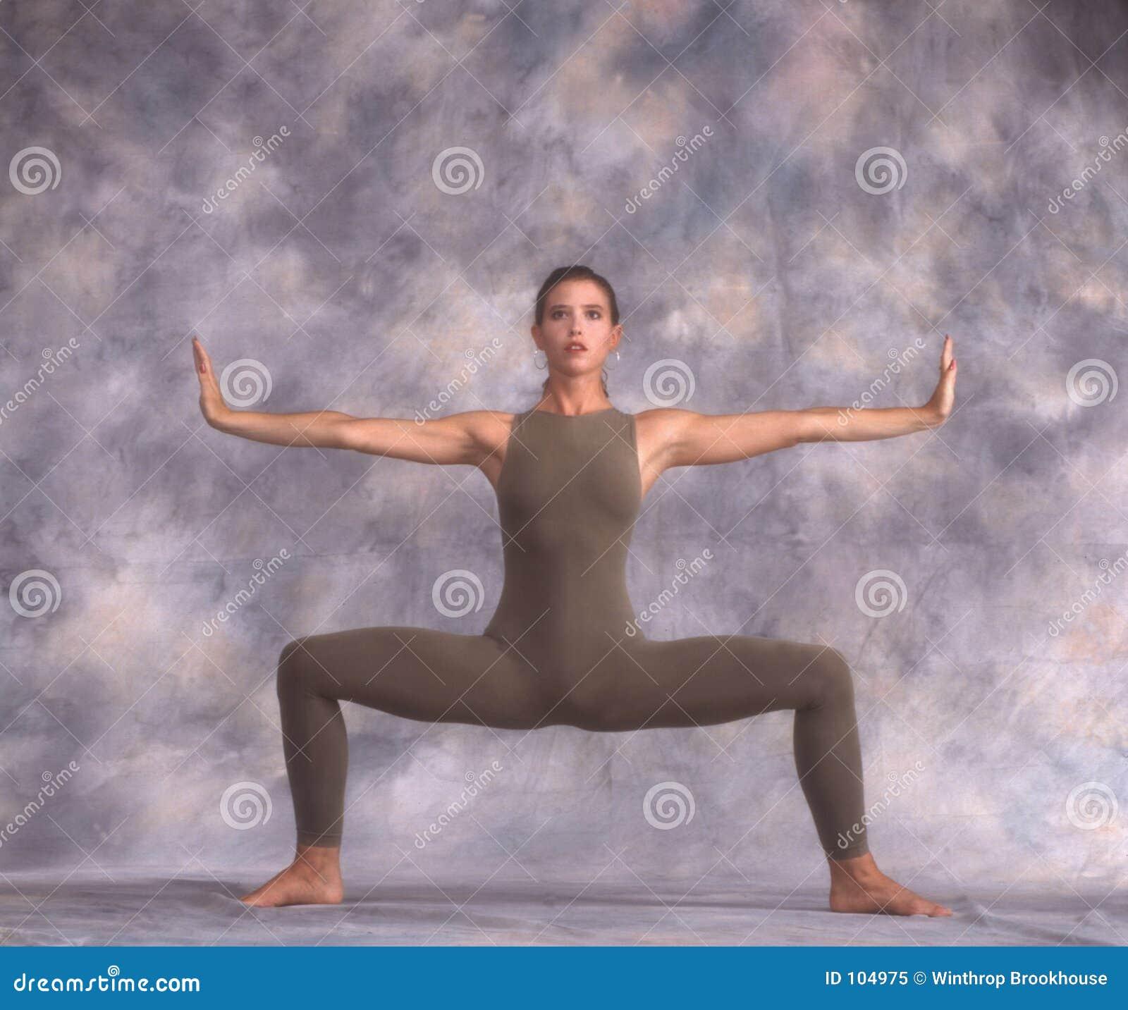 Dancer in a Y