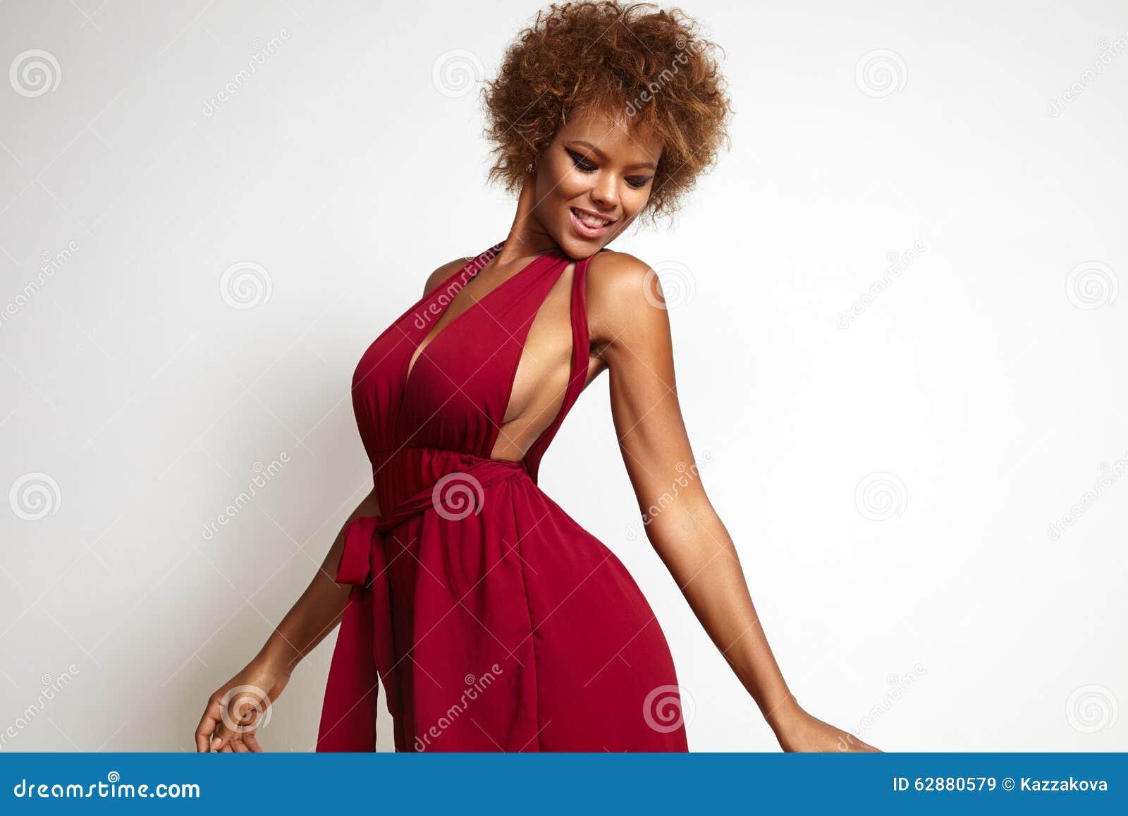 Black Woman Dancing 101