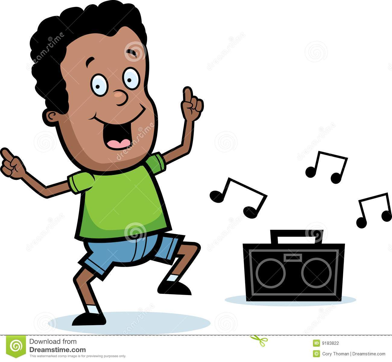 Dancing Boy Stock Photography - Image: 9183822