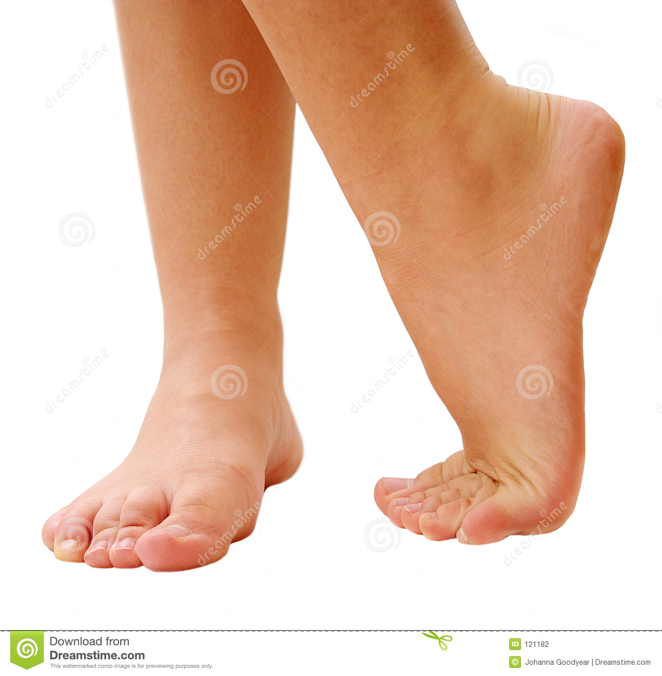 PHOTO FEET STOCK