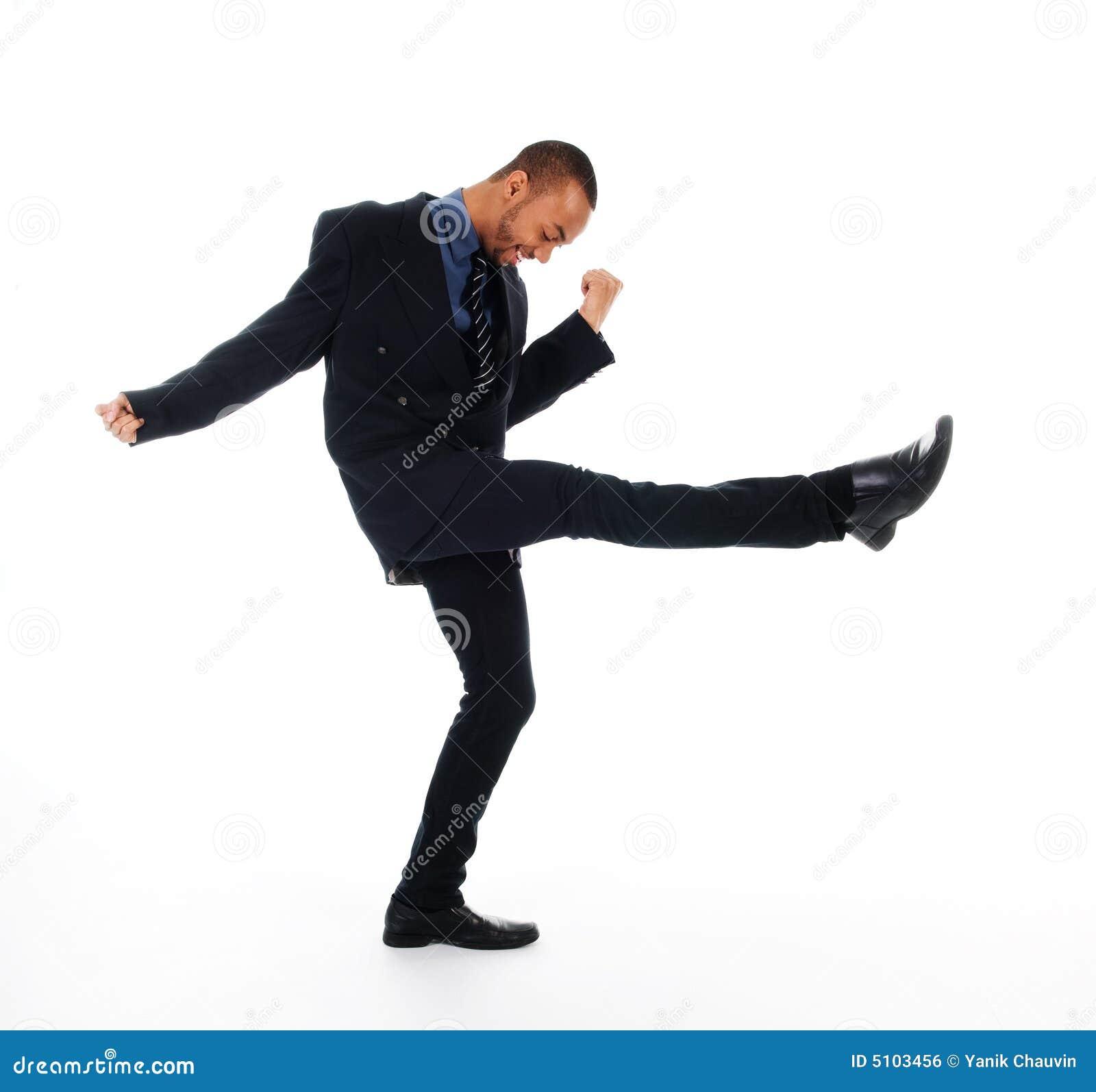 Dancing Man Royalty Free Stock Image - Image: 5103456