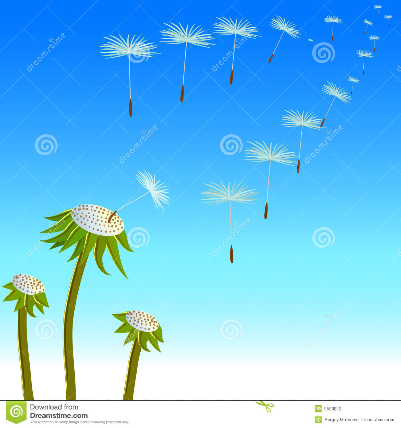 how to kill a lot of dandelions