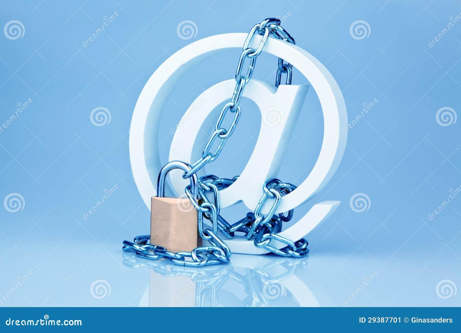 Dane ochrona na internecie. ateles