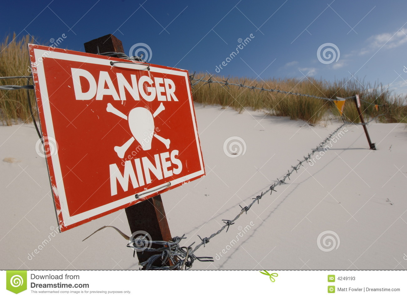 Dangers of Abandoned Mines