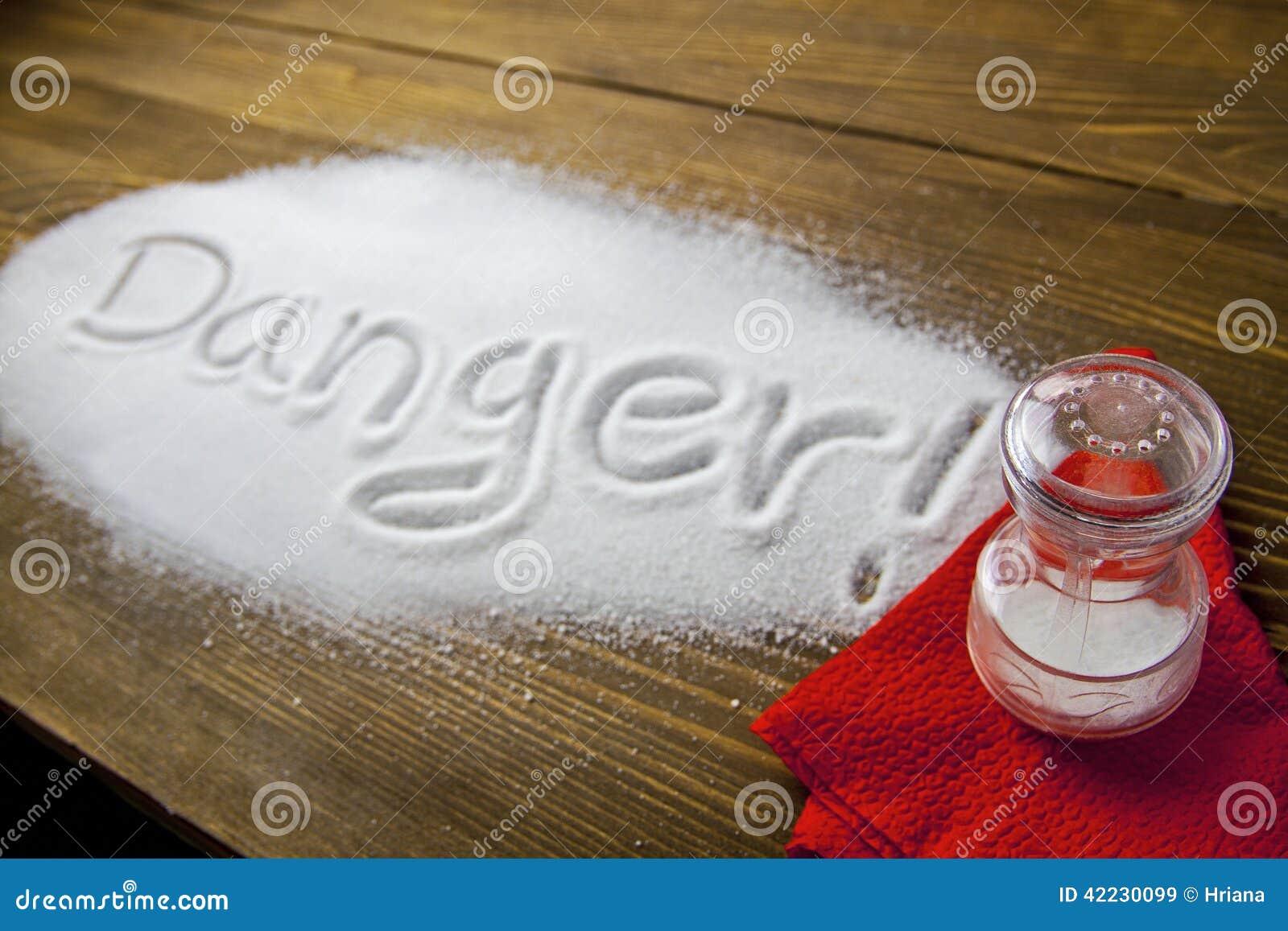 Danger of too much salt – Health Hazard