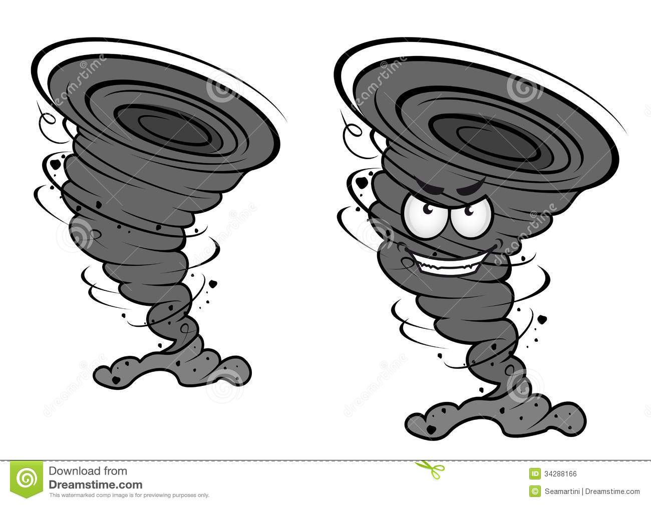 Twister Tornado Clip Art Danger tornado disaster
