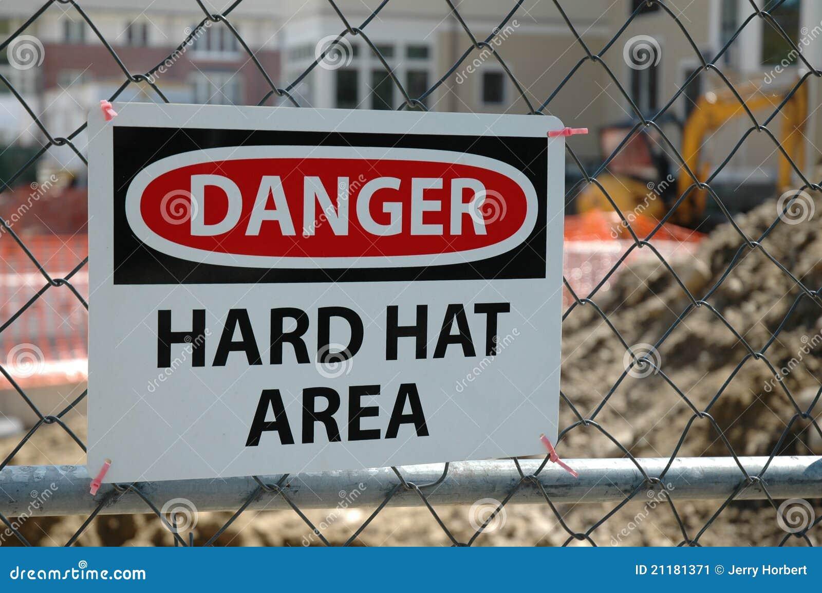 Dangerous Construction Area