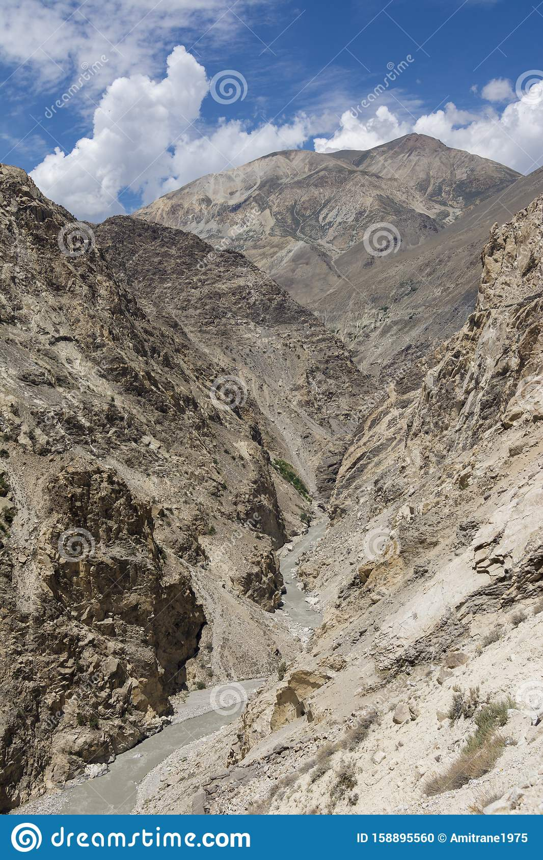 Dangerous Roads of Kinnaur in Himachal Pradesh,India