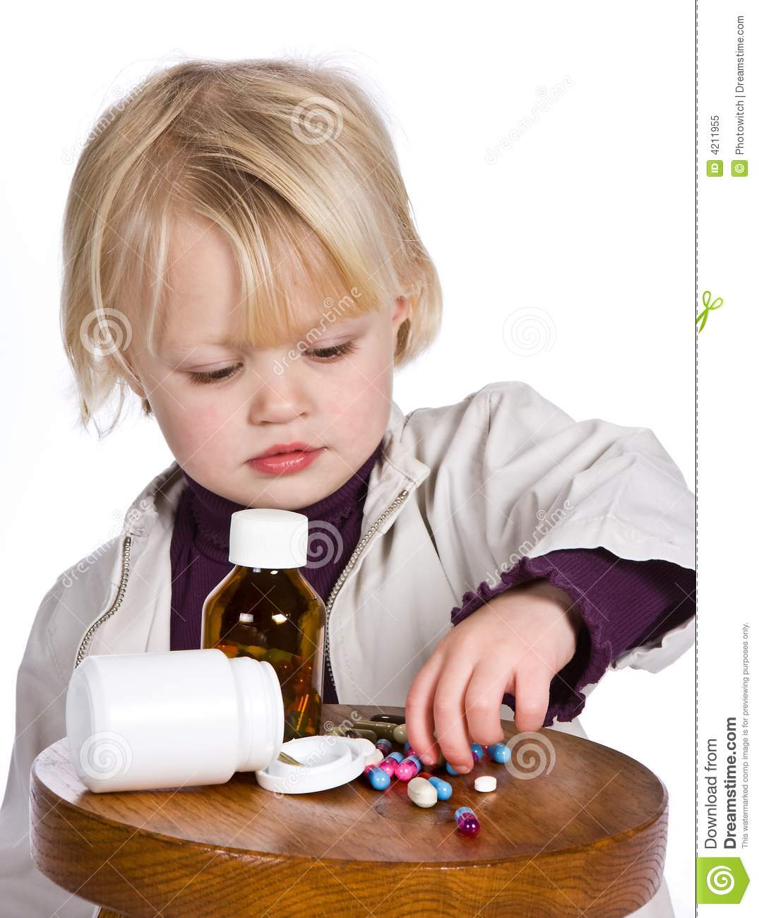 Dangers In The House Stock Image Image Of Play Tablets