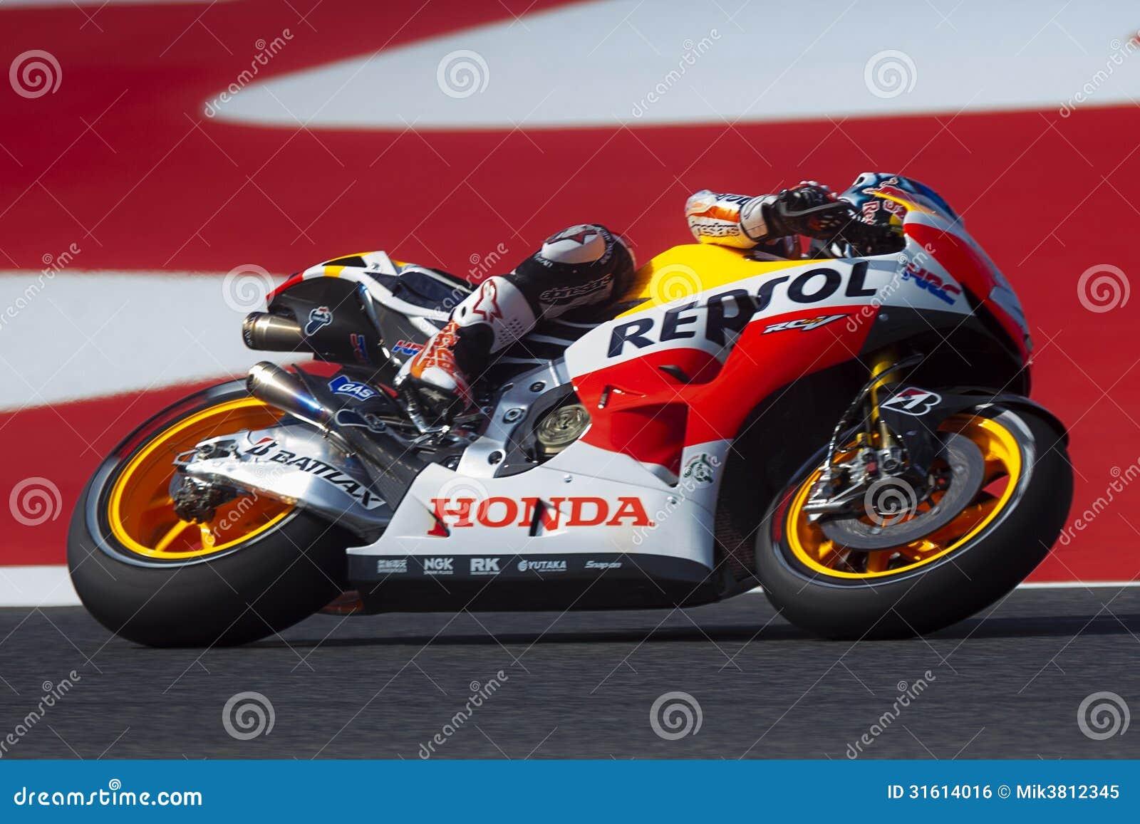 Dani Pedrosa MotoGP Montmelo