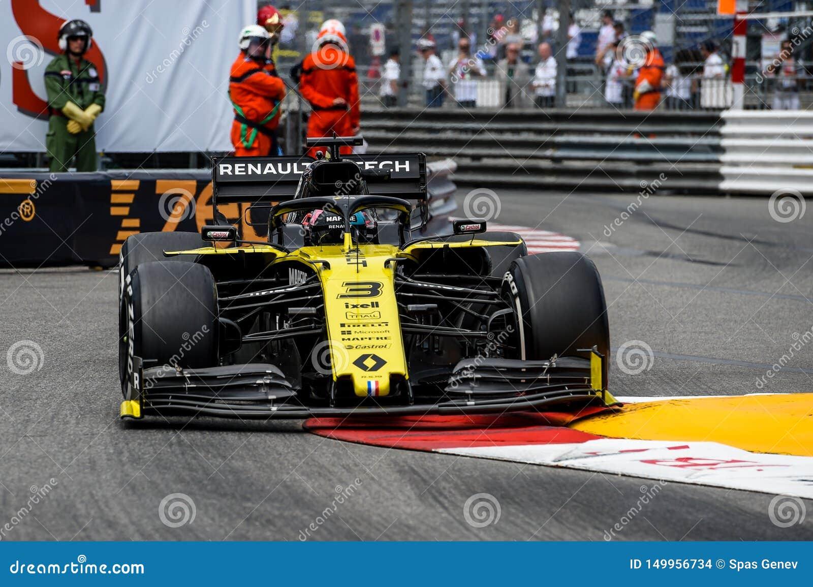 3 Daniel Ricciardo Aus Equipe De Renault F1 R S 19 Imagem De Stock Editorial Imagem De Renault Daniel 149956734