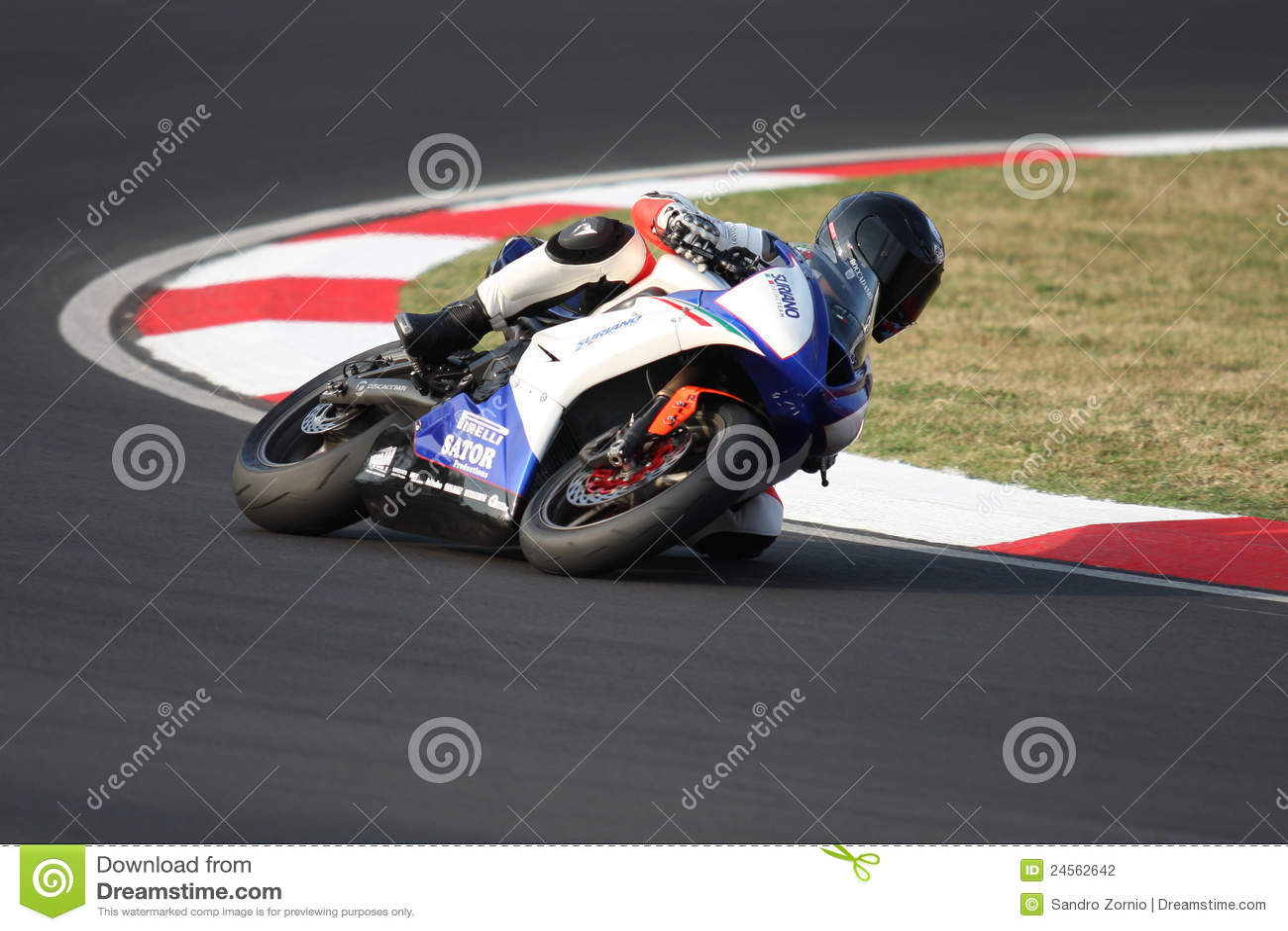 Danilo Dell Omo Triumph Daytona 675 Suriano