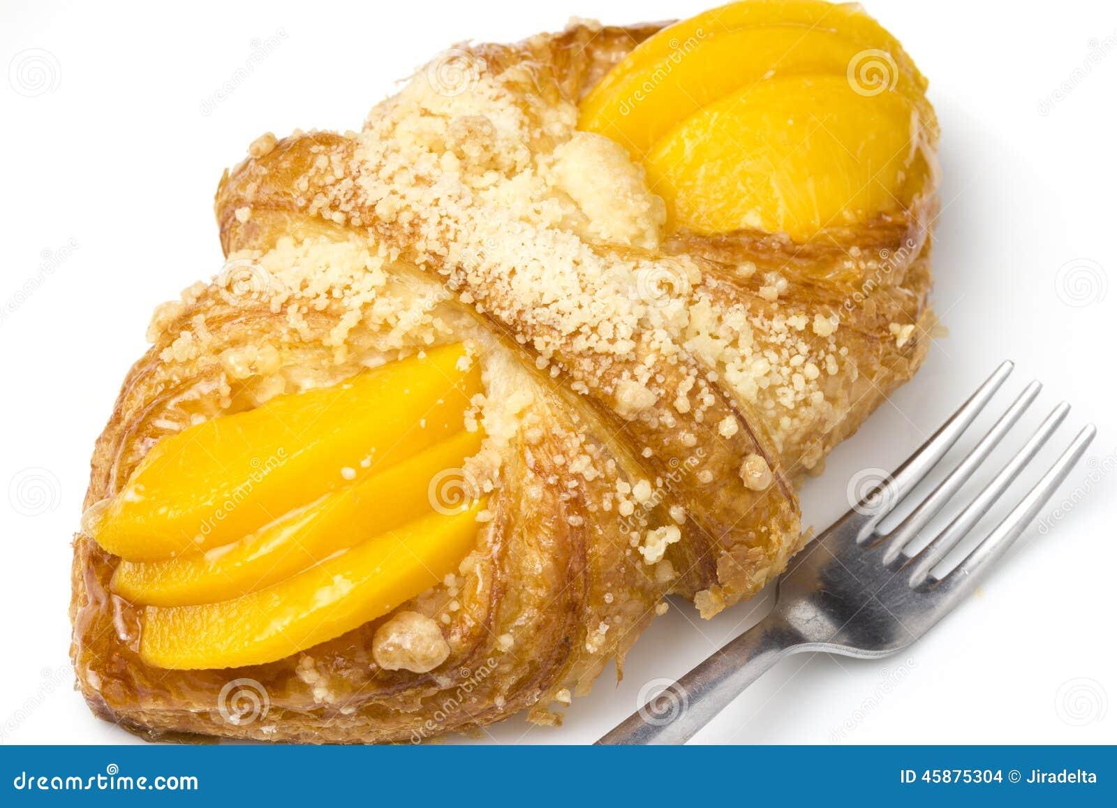 Danish печет ананас
