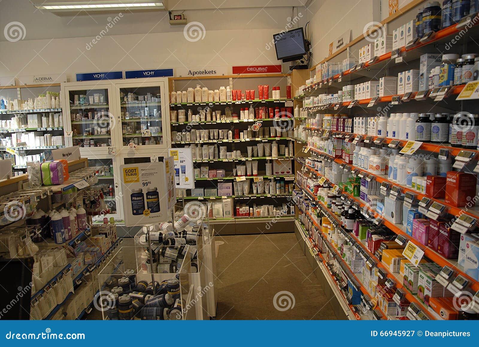 apotek denmark