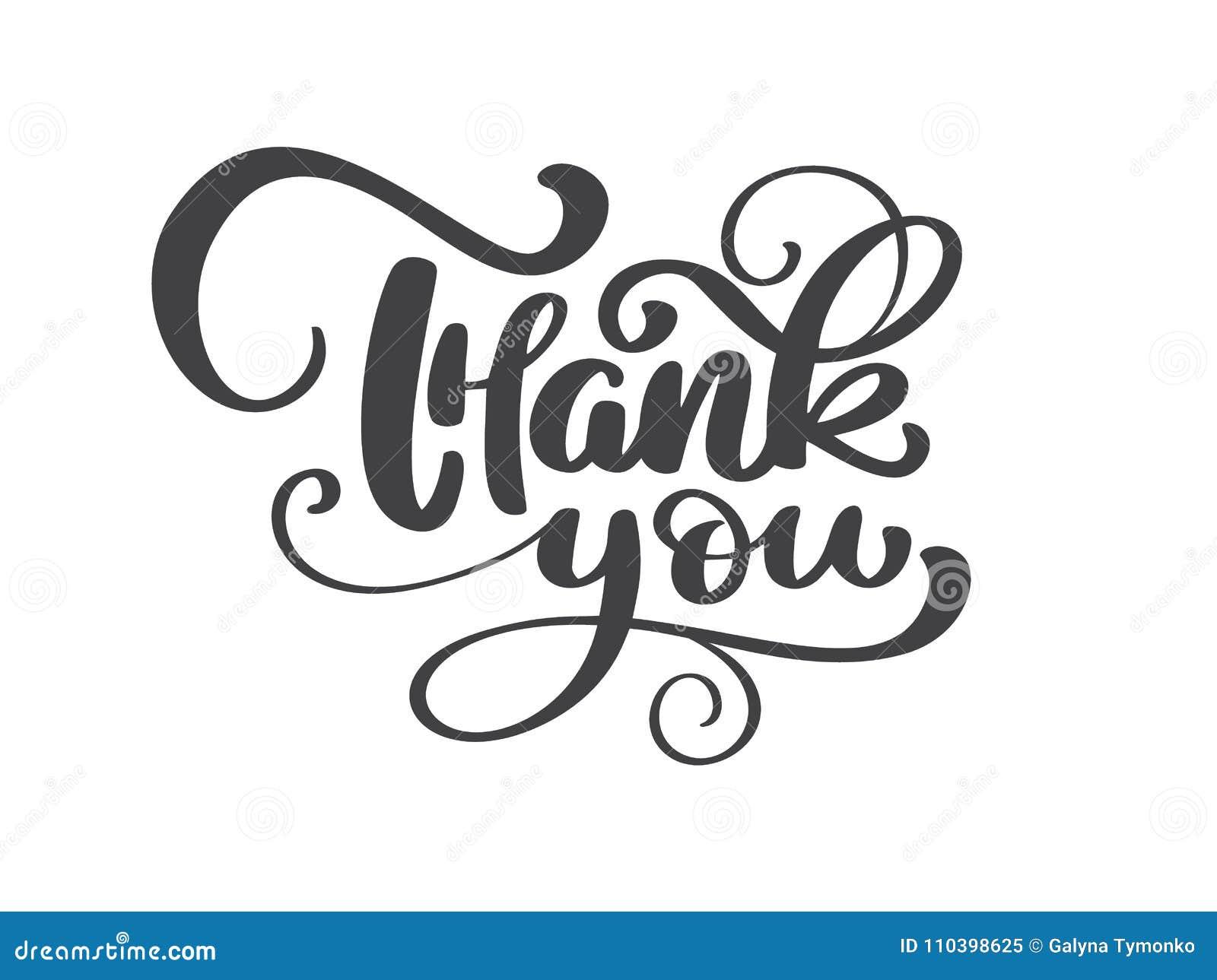 Danke handgeschriebene Aufschrift Hand gezeichnete Beschriftung Dankt Kalligraphie Hintergrund mit Truthahn, dem Aufbau von Obst