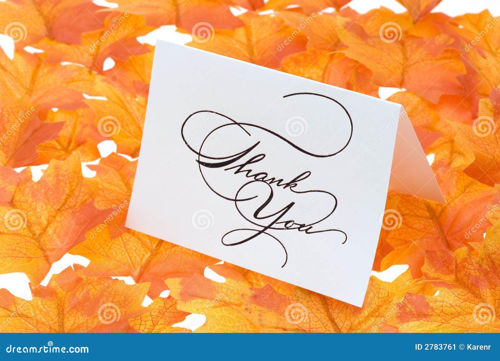 Danke, mit Blätter zu kardieren
