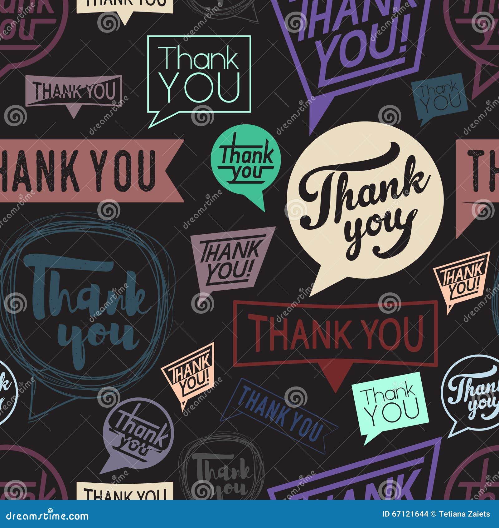 download danke rede in der unterschiedlichen art nahtloses muster vektor abbildung illustration von kommunikation - Hochzeitsrede Muster