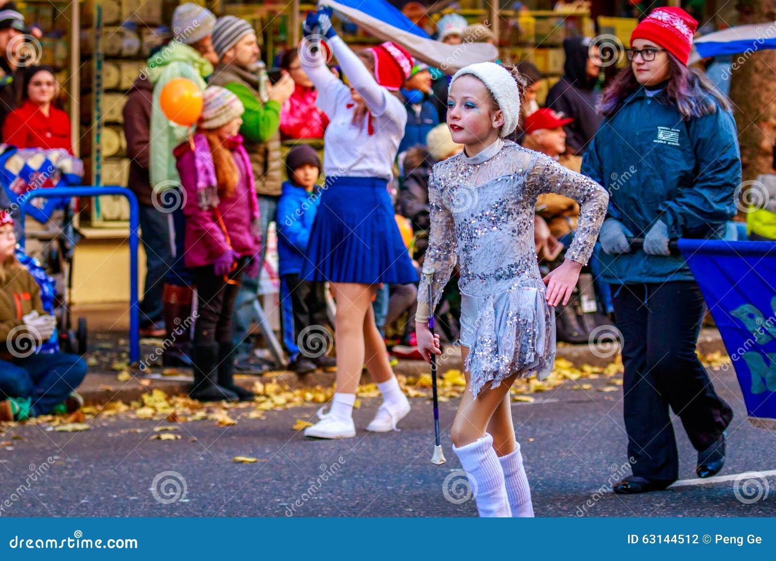 Danksagung Macy Parade 2015