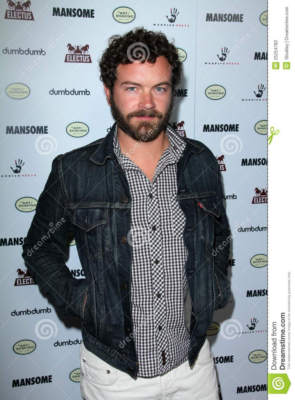Danny Masterson at the Mansome Premiere, Arclight, Hollywood, CA 05-09