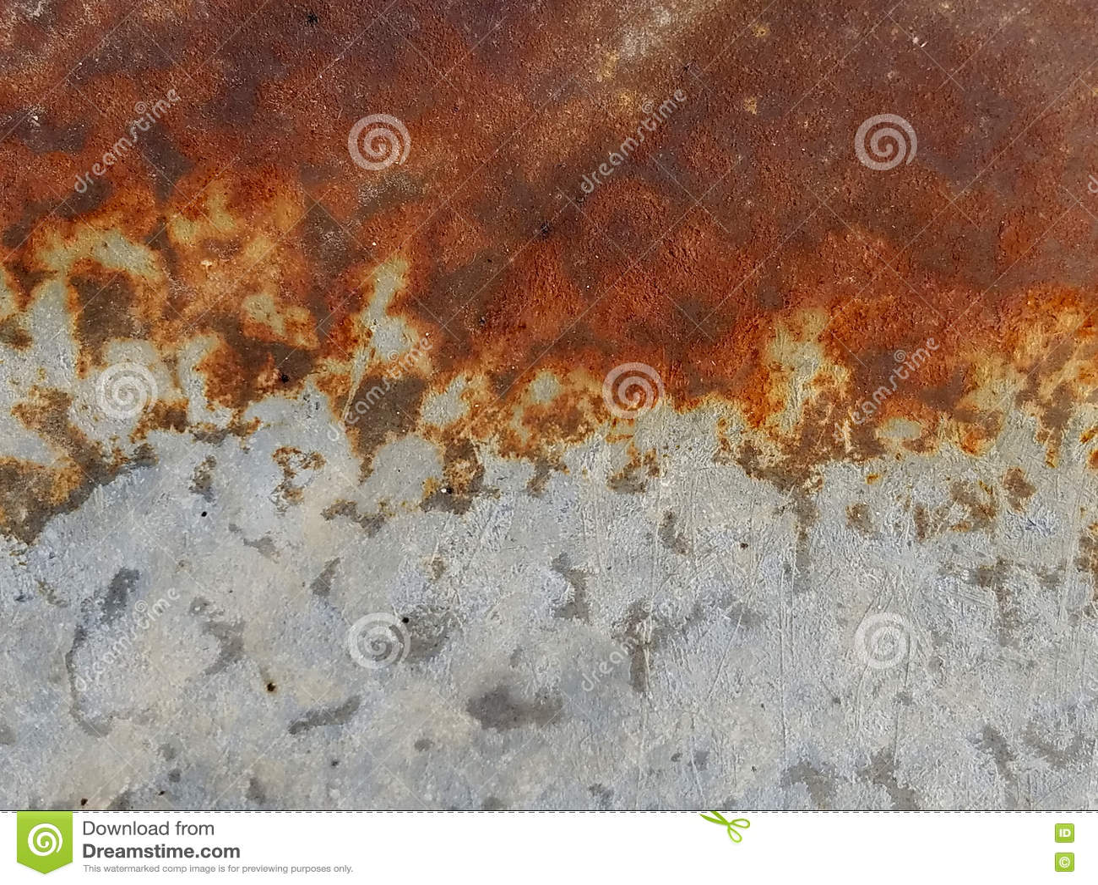 Dano causado pela corrosão atmosférica