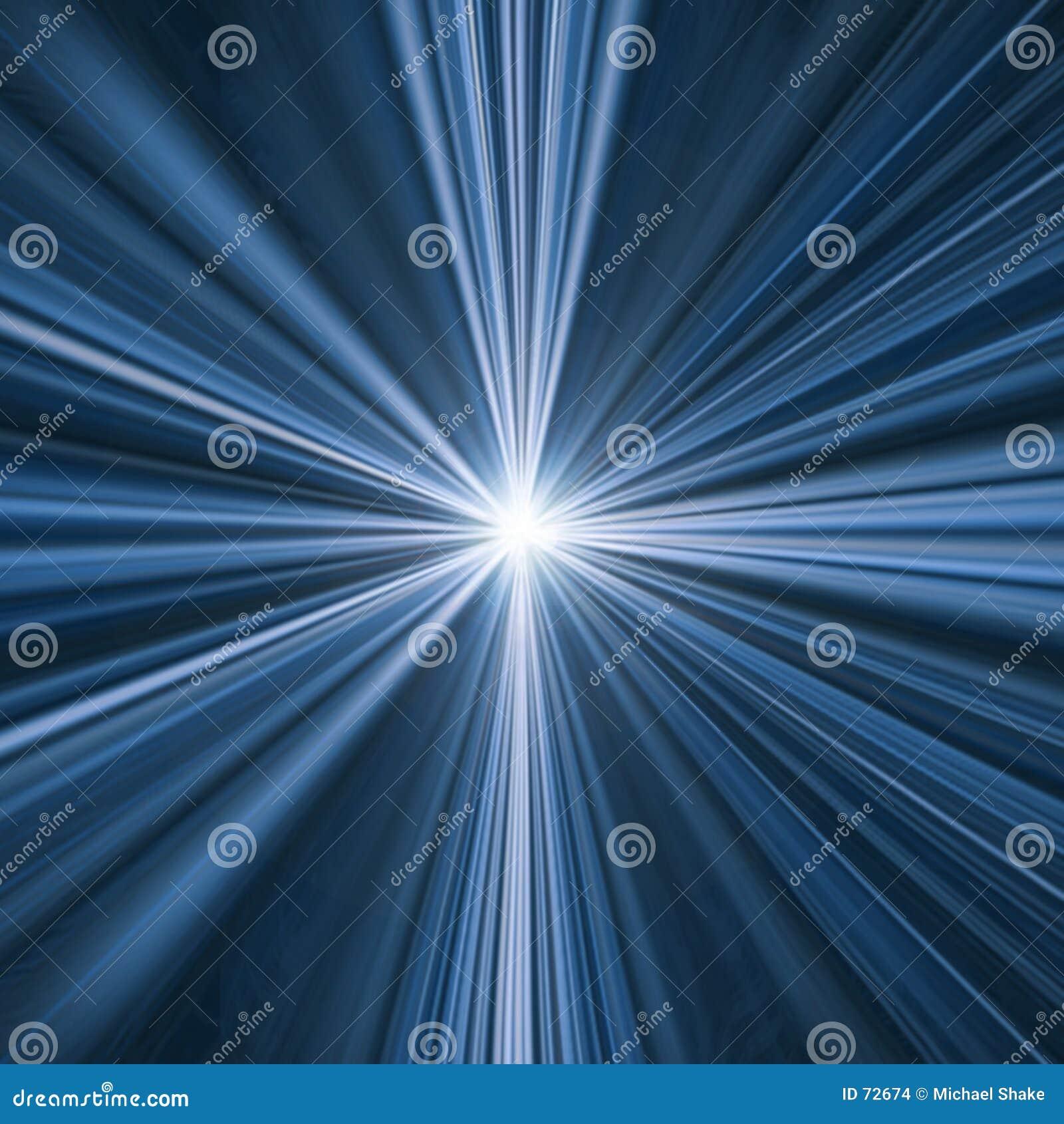 Dans la lumière