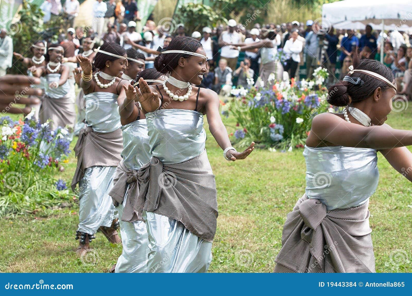 Dans rwanda