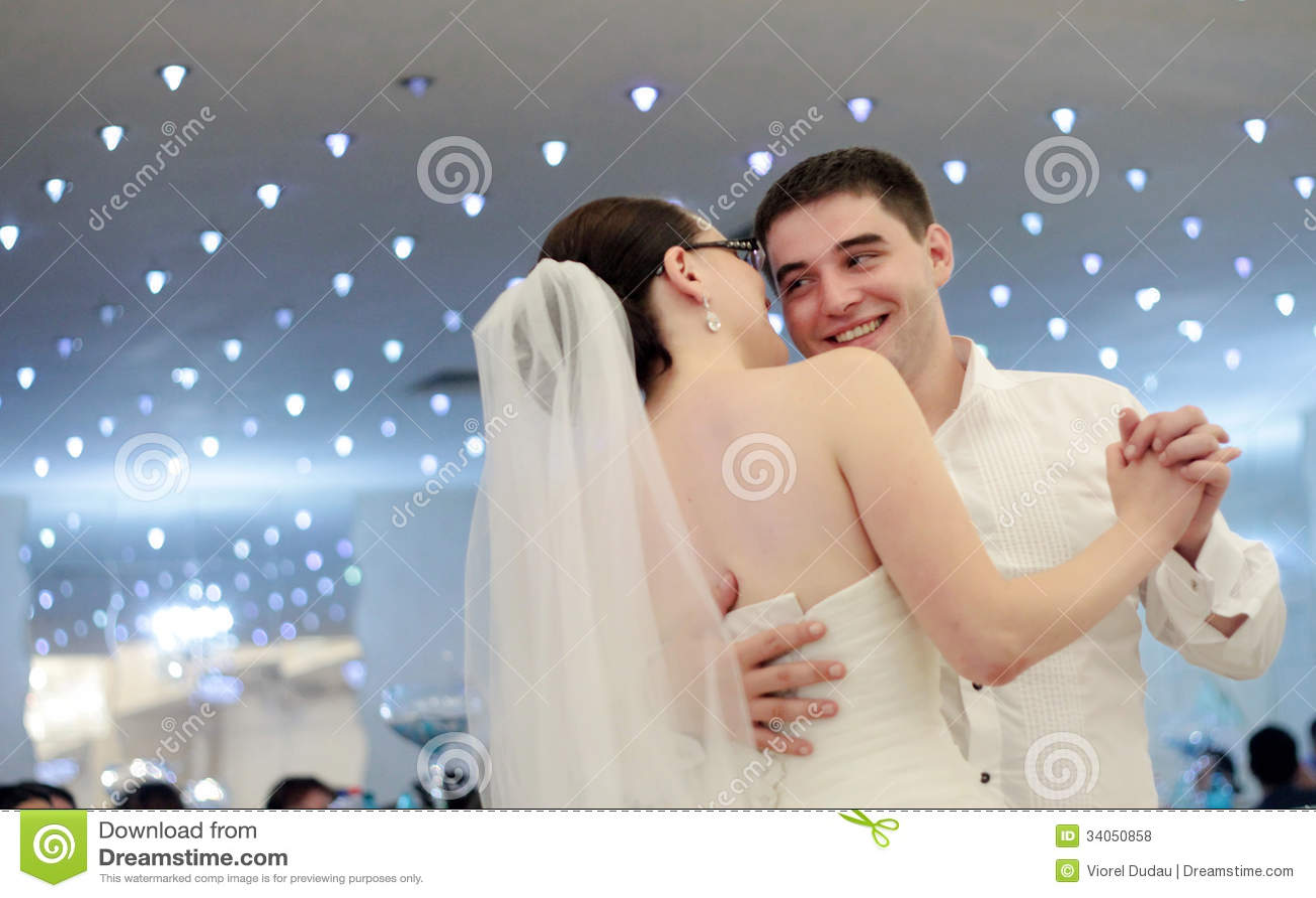Dansa för nygifta personer