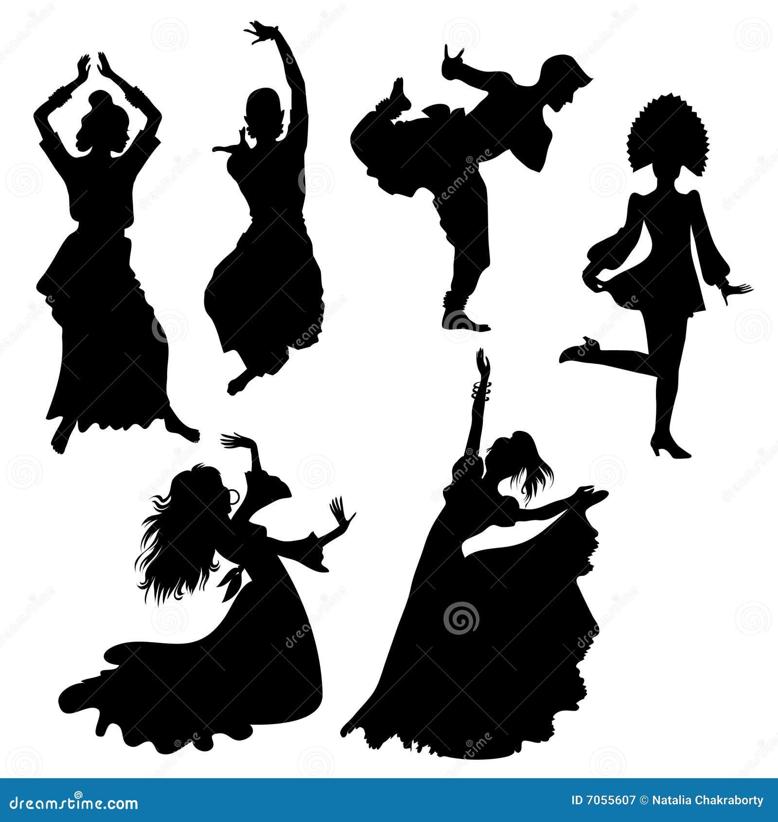 Dansar folk