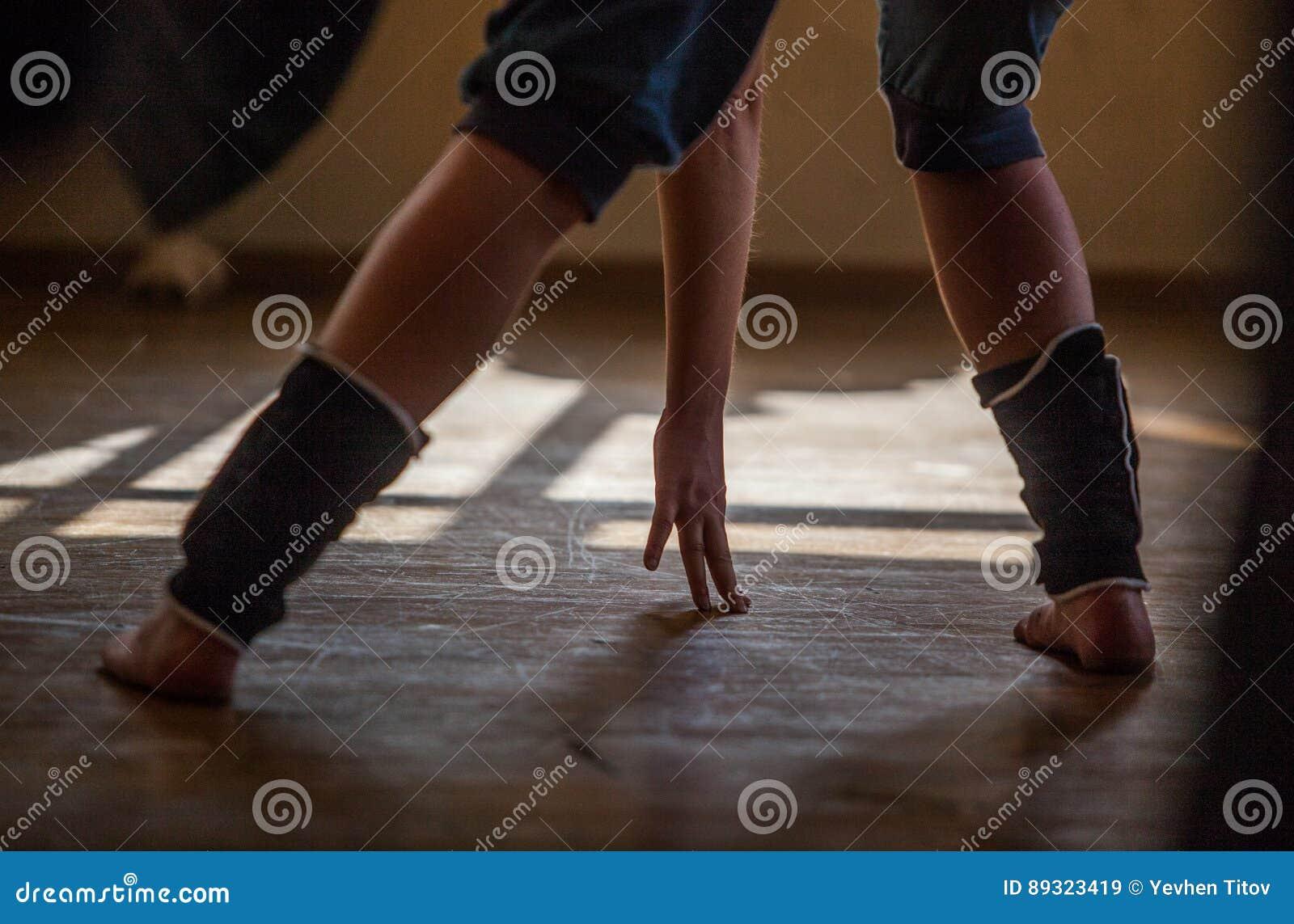 Dansareben