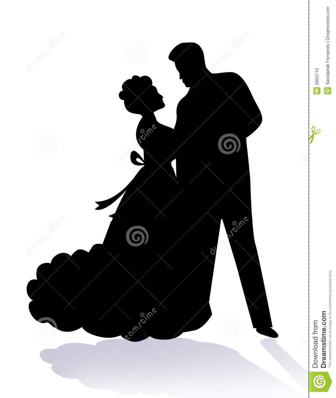 danse de couples ensemble amoureux photo stock image 3950110. Black Bedroom Furniture Sets. Home Design Ideas
