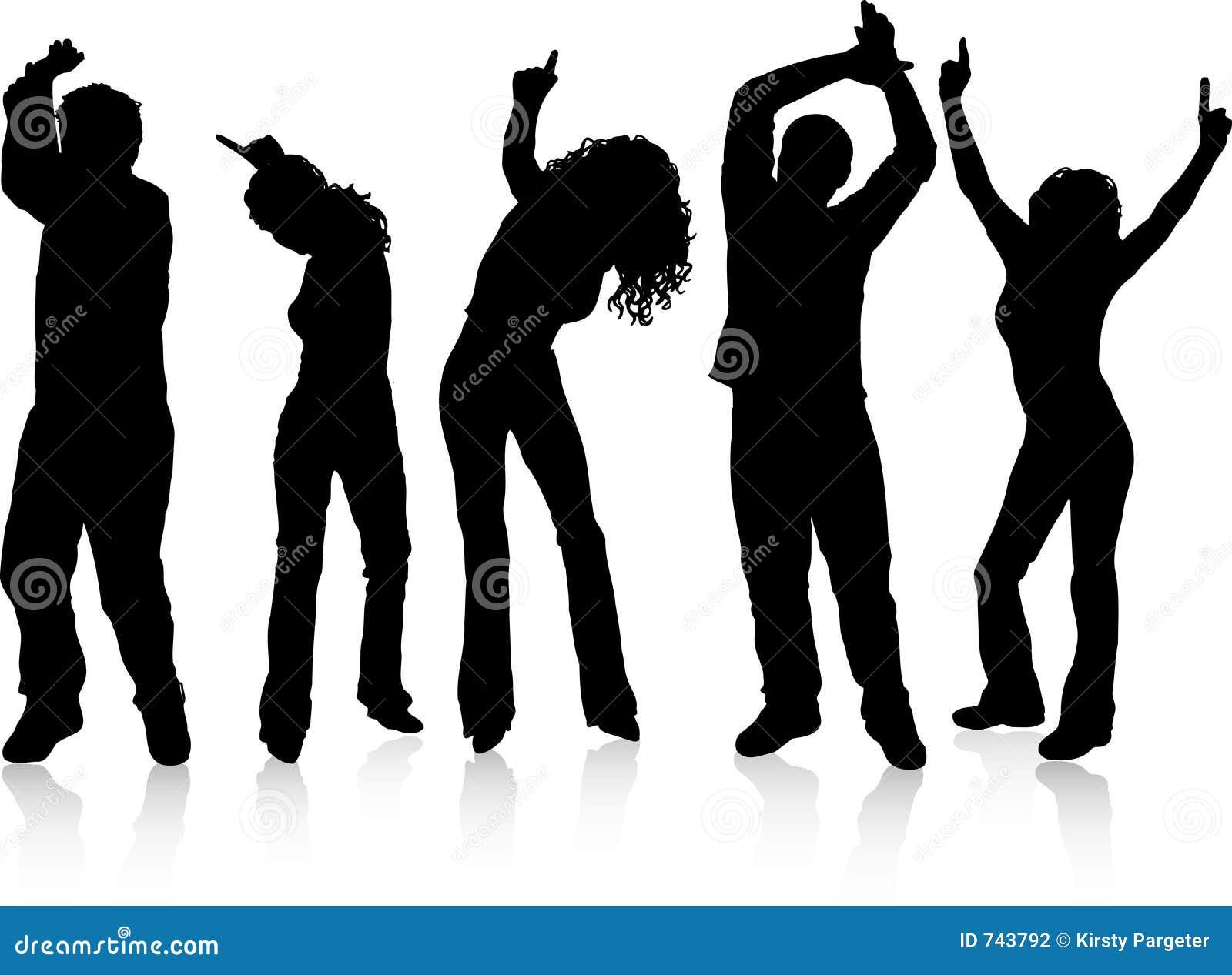 Danse de gens
