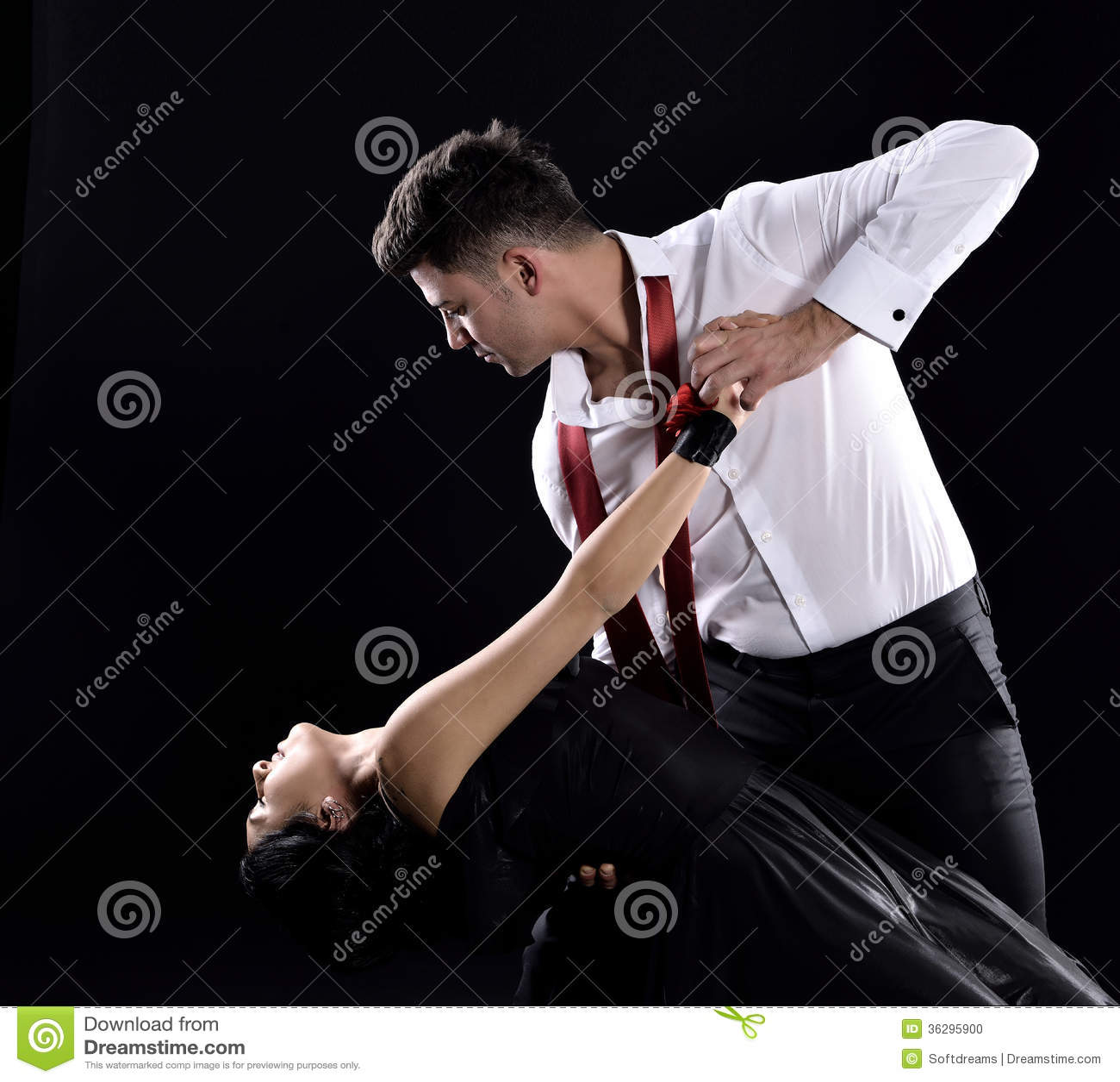Danse de tango