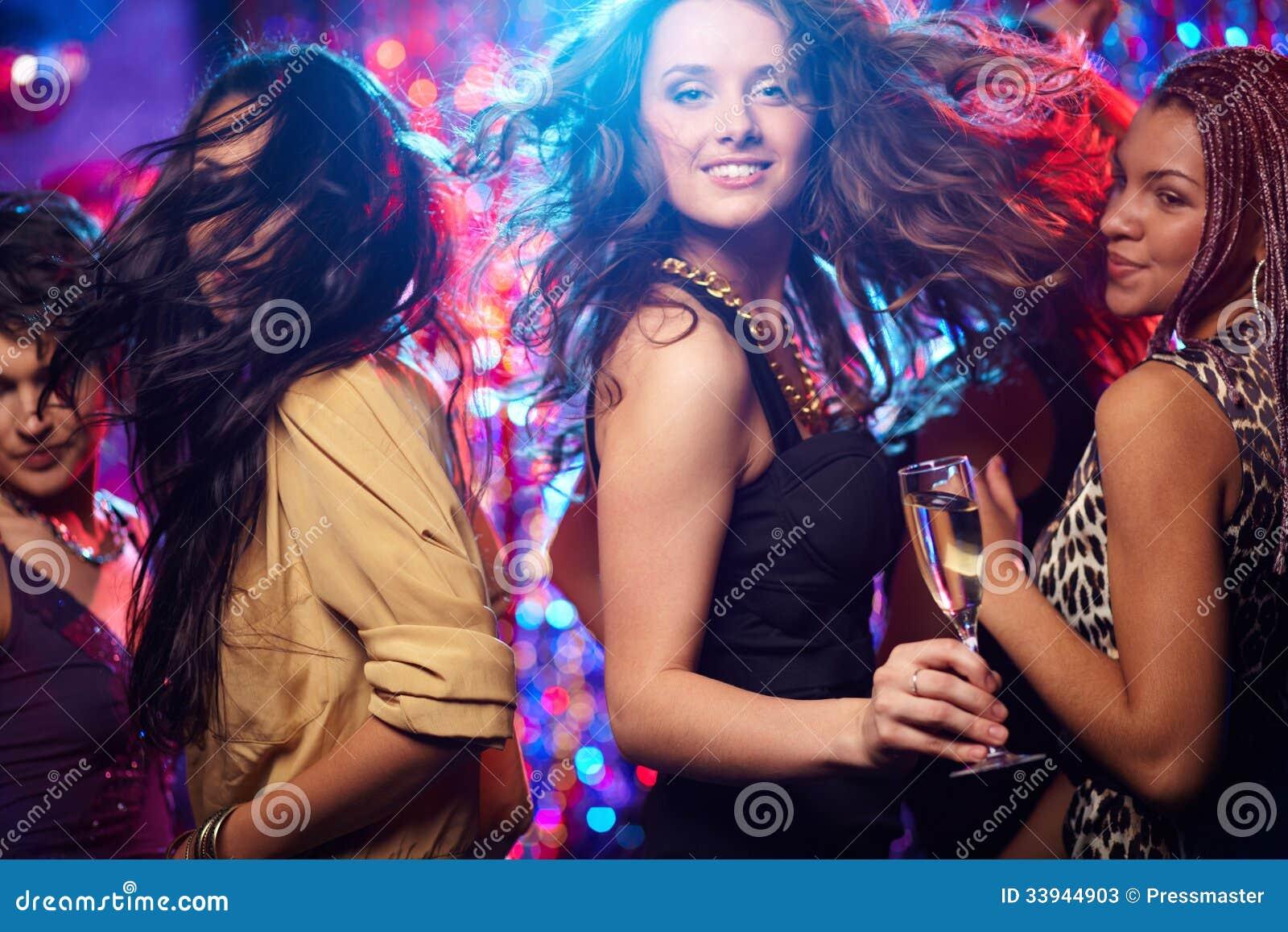 Danse enthousiaste