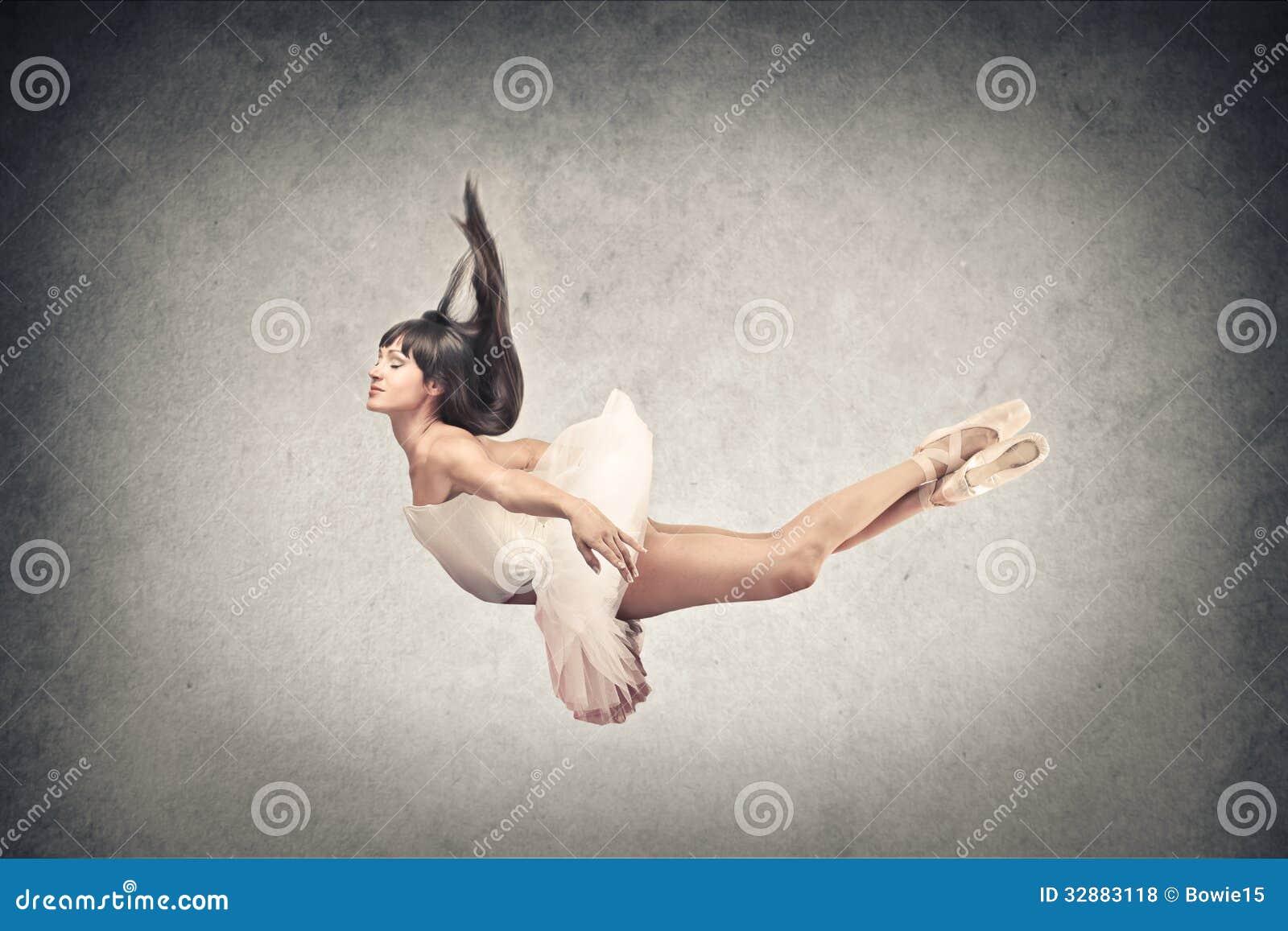Danser het vliegen