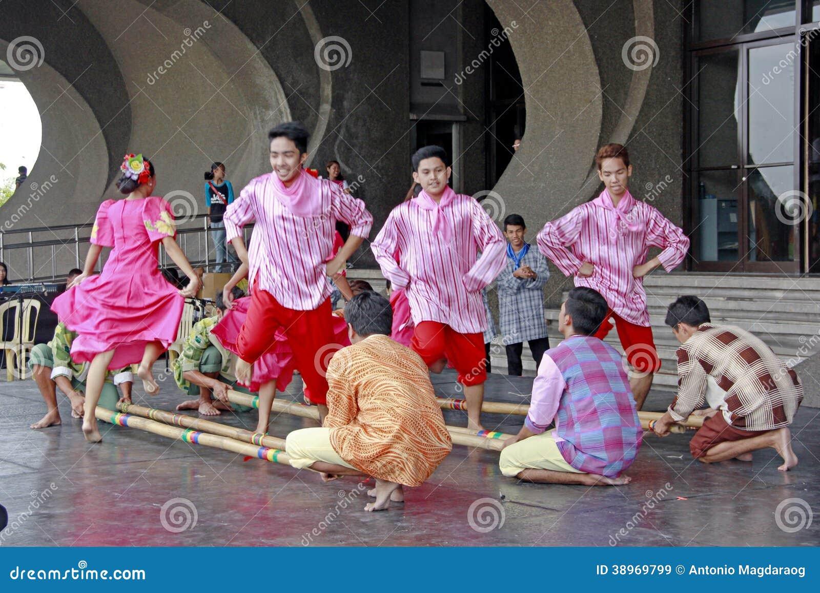 Danseur culturel