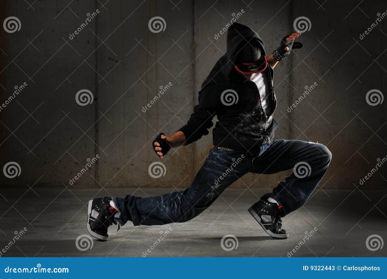Danseur d houblon de gratte-cul