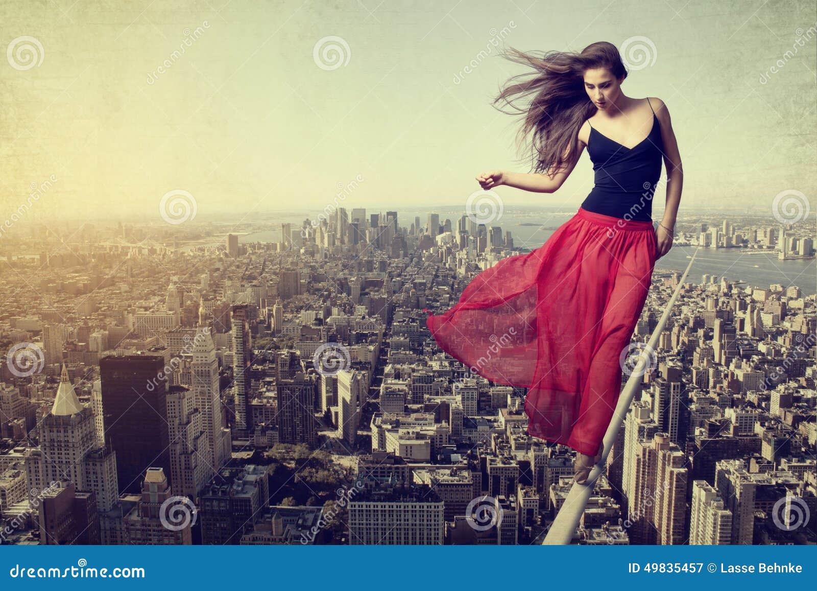 Danseur de corde