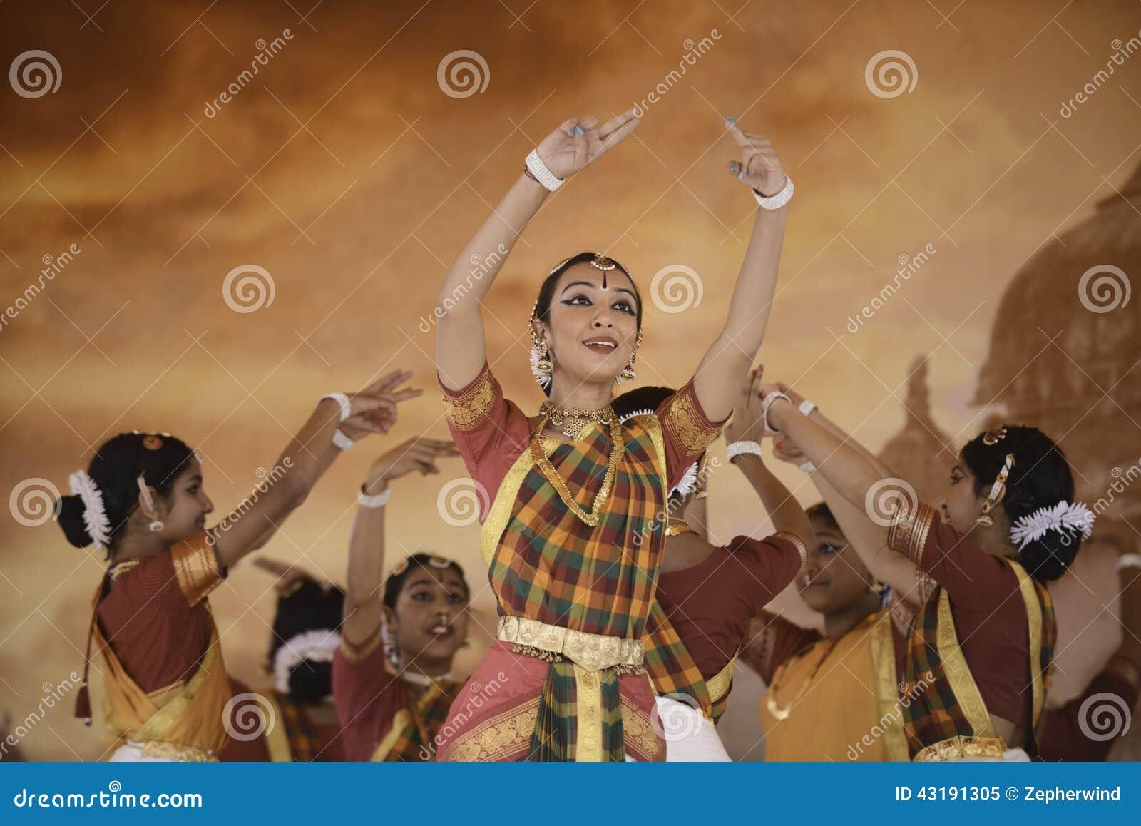 Danseurs d Inde
