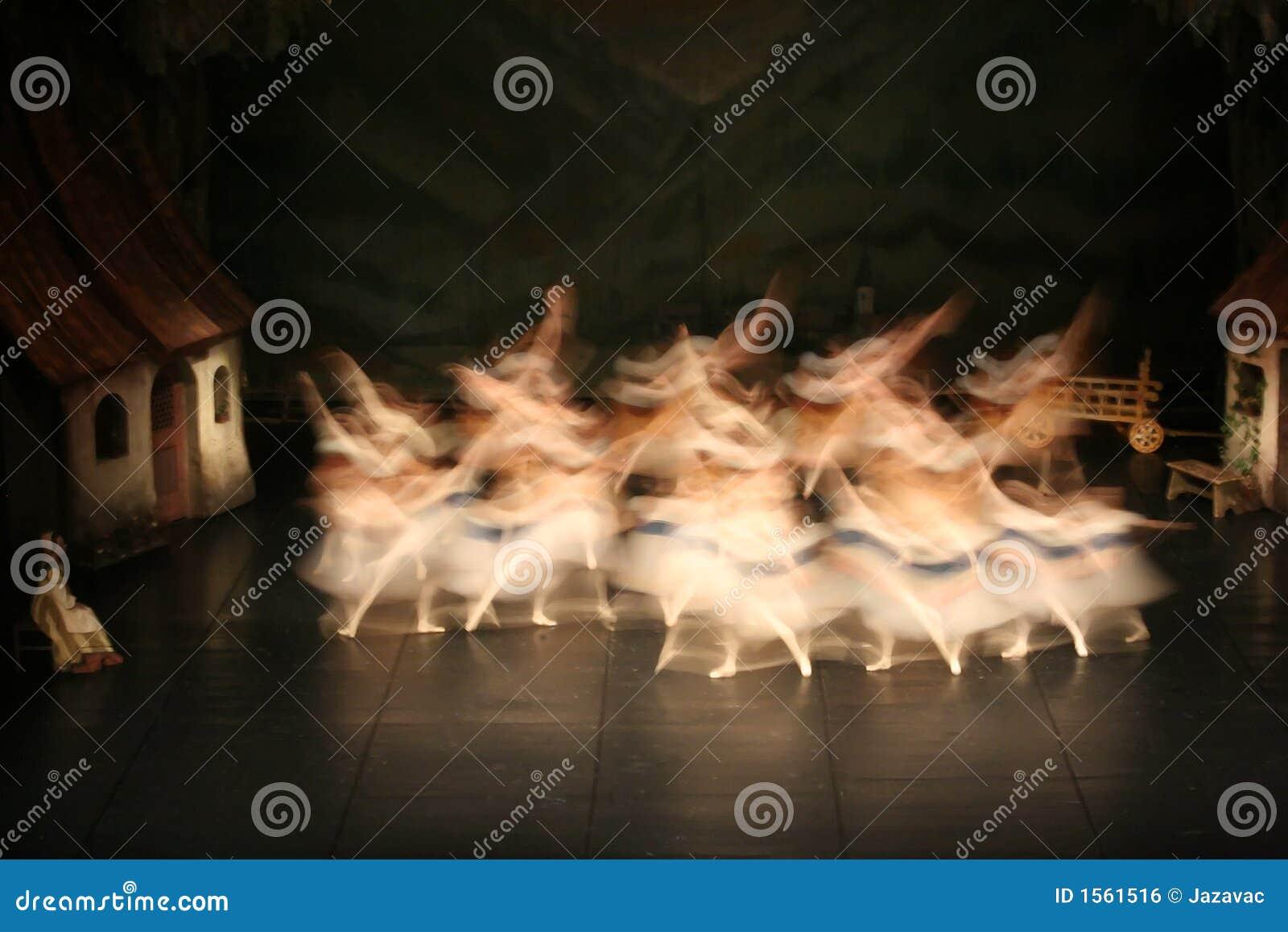 Danseurs de ballet