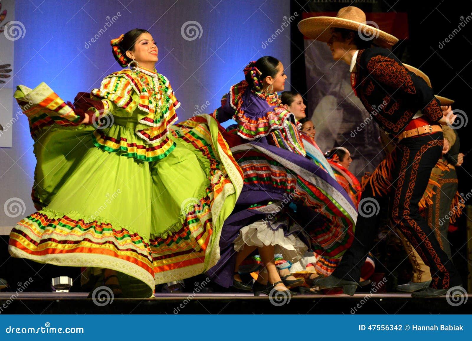 Danseurs mexicains